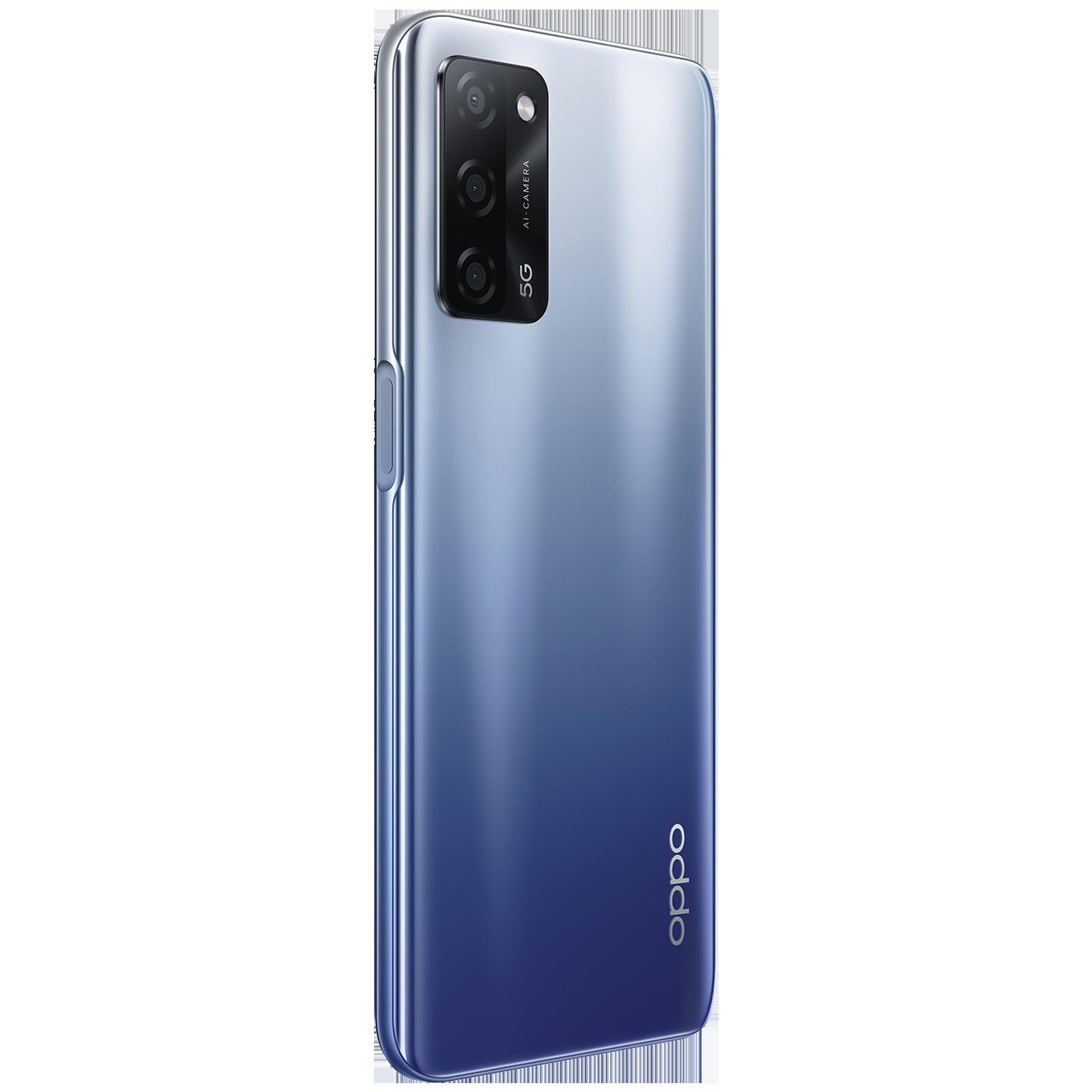 Oppo A53s (128GB ROM, 8GB RAM, CPH2321, Crystal Blue) 8