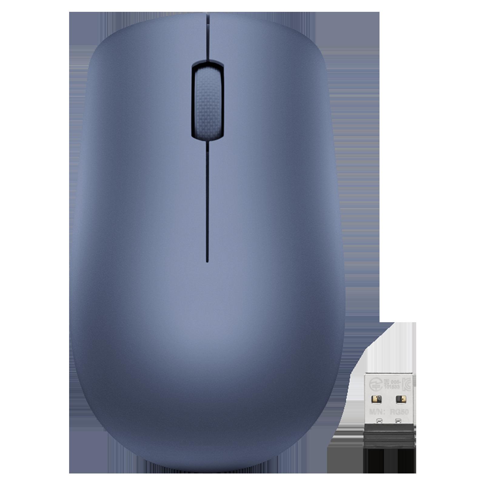Lenovo 530 Wireless Optical Mouse (Up to 8 Million Clicks, GY50Z18986, Blue)_1