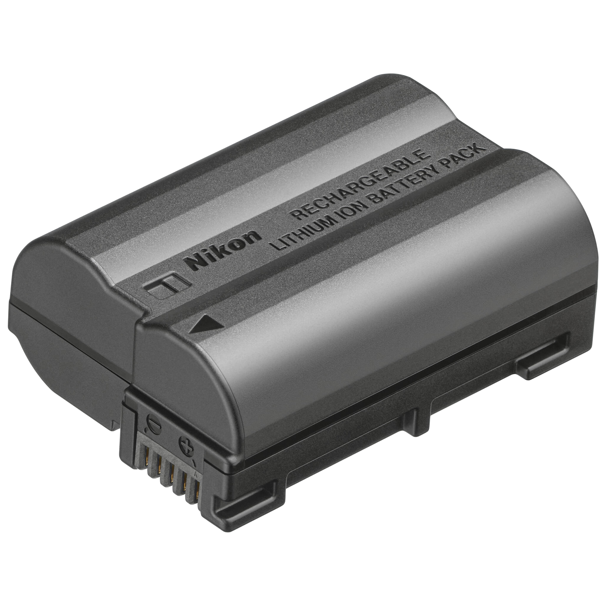 Nikon 2280mAh Lithium-Ion Rechargeable Battery For Z 6II and Z 7II (7 V Output Voltage, EN-EL15C, Black)_1