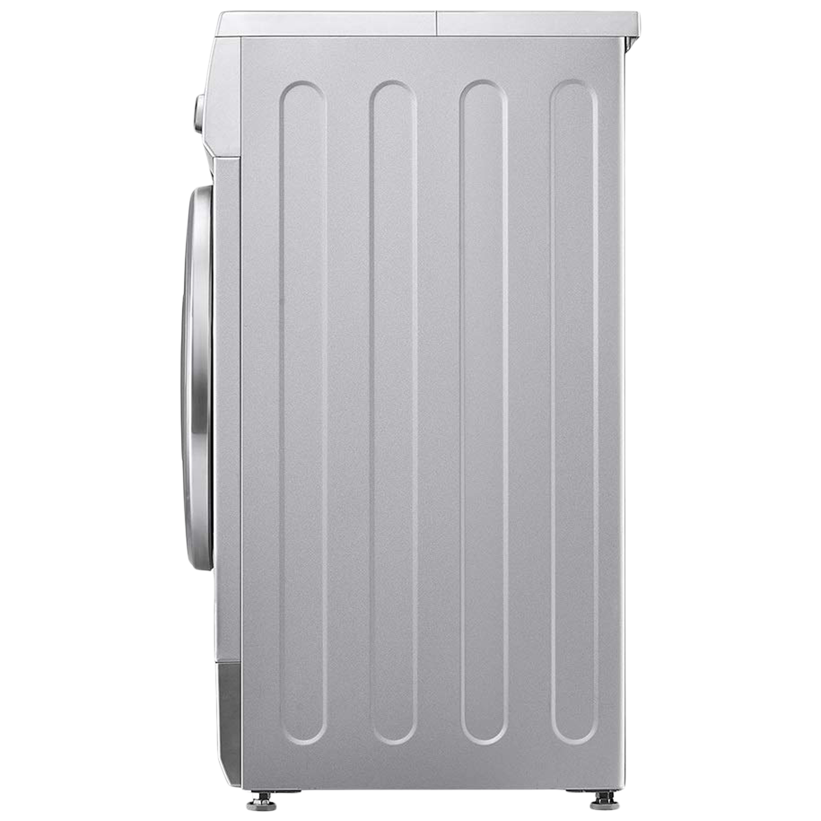 LG 7 kg 5 Star Fully Automatic Front Load Washing Machine (Smart Diagnosis, FHM1207ZDL.ALSQEIL, Luxury Silver) 8