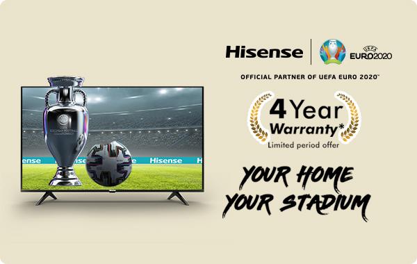 Hisense 4 Year Warranty