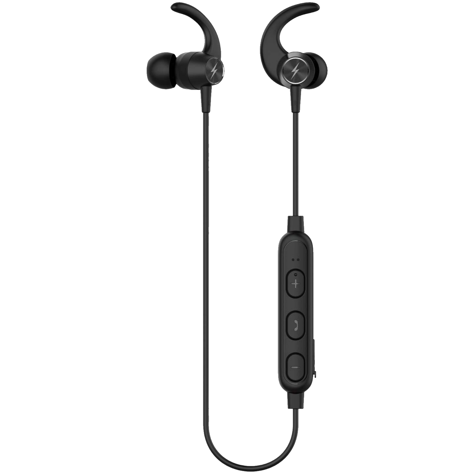 Fire-Boltt BN1201 In-Ear Noise Isolation Wireless Earphone with Mic (Bluetooth 5.0, Voice Assistant Supported, BN1200, Black)_1