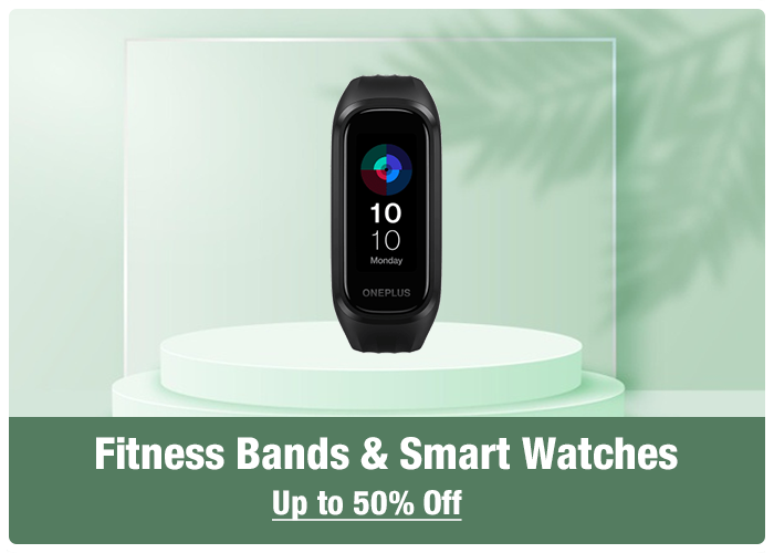 Fitness Bands & Smart Watches