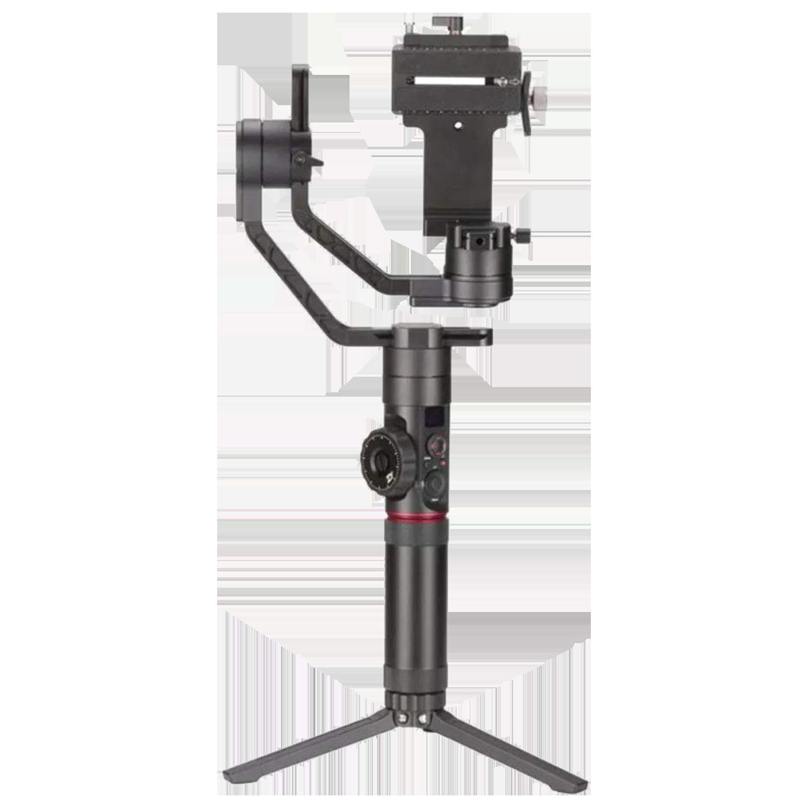 Zhiyun Crane 2 Gimbal ForDSLR Camera and Mirrorless Camera (Real Time Follow Focus, ZH.00000007.01, Black)_1