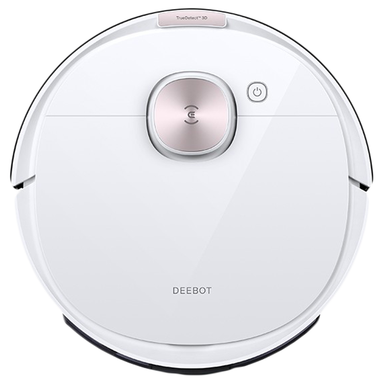 Ecovacs Deebot 40 Watts Robotic Vacuum Cleaner (430 ml, OZMOT8, White)_1