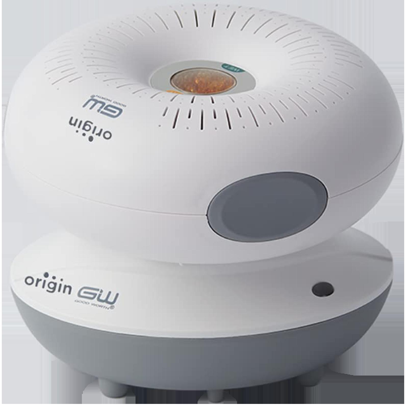 Origin Mini Wardrobe Dehumidifier with Recharging Base (OM1+ORB1, White)_1