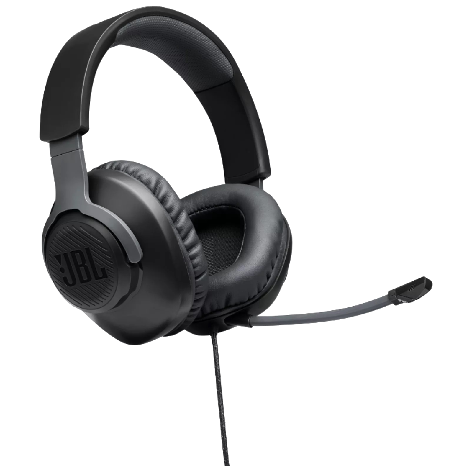 JBL Free WFH Over-Ear Wired Headphone with Mic (Hands-free Stereo Calls, JBLFREEWFH, Black)_1