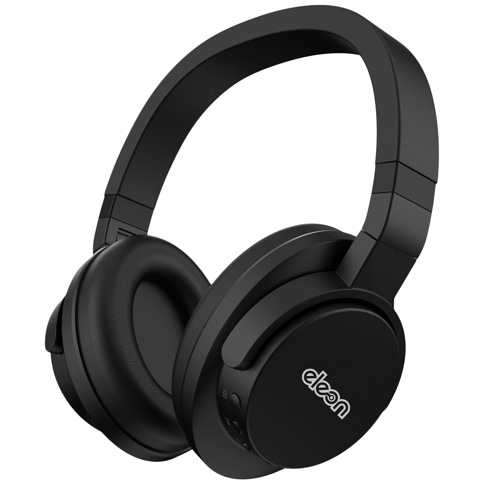 Eleon Dhani On-Ear Active Noise Cancellation Wireless Headphone with Mic (Bluetooth 5.0, Stereo Sound, ELEA7324, Black)_1