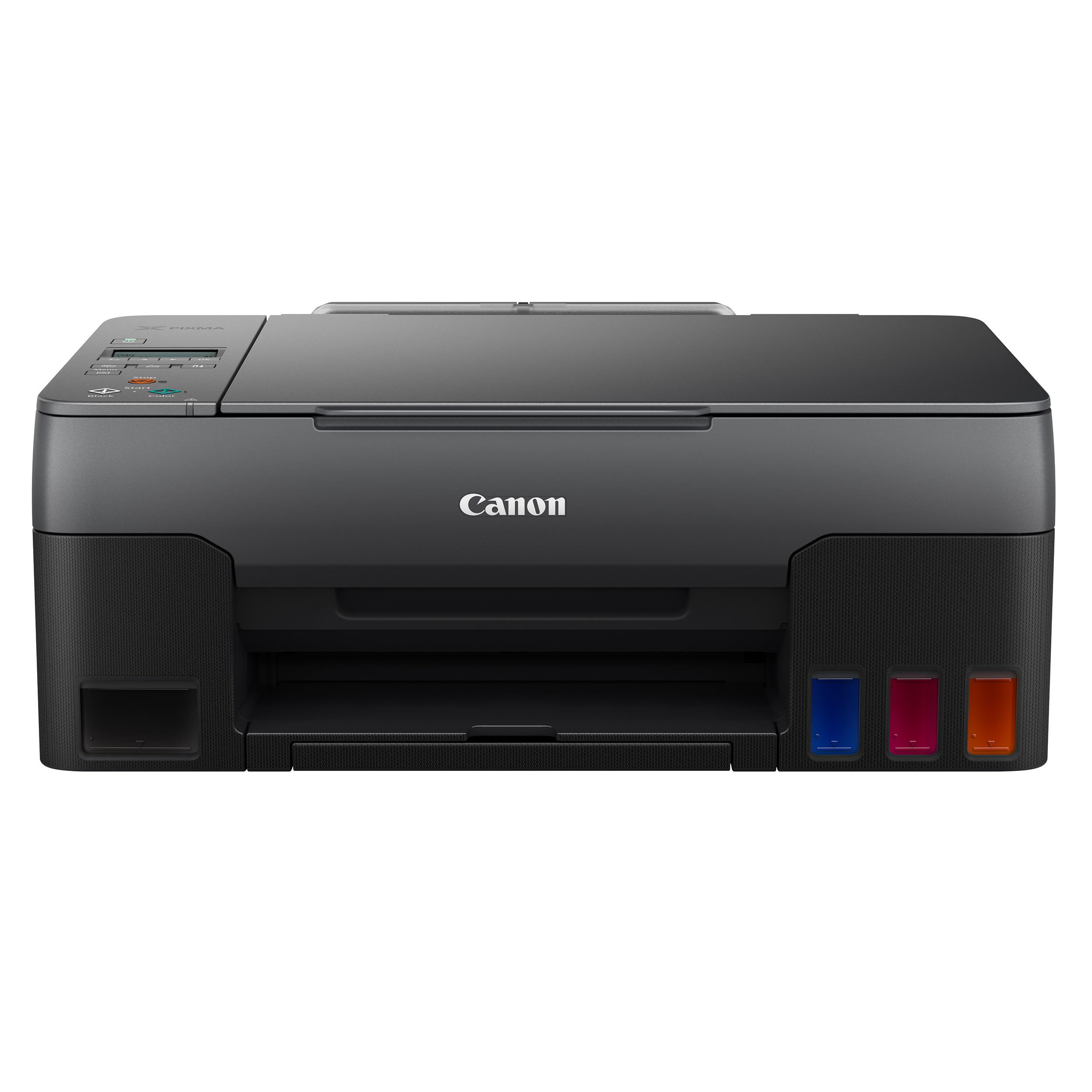 Canon Pixma Color All-in-One Ink Tank Printer (Borderless Printing, G2020, Black)_1