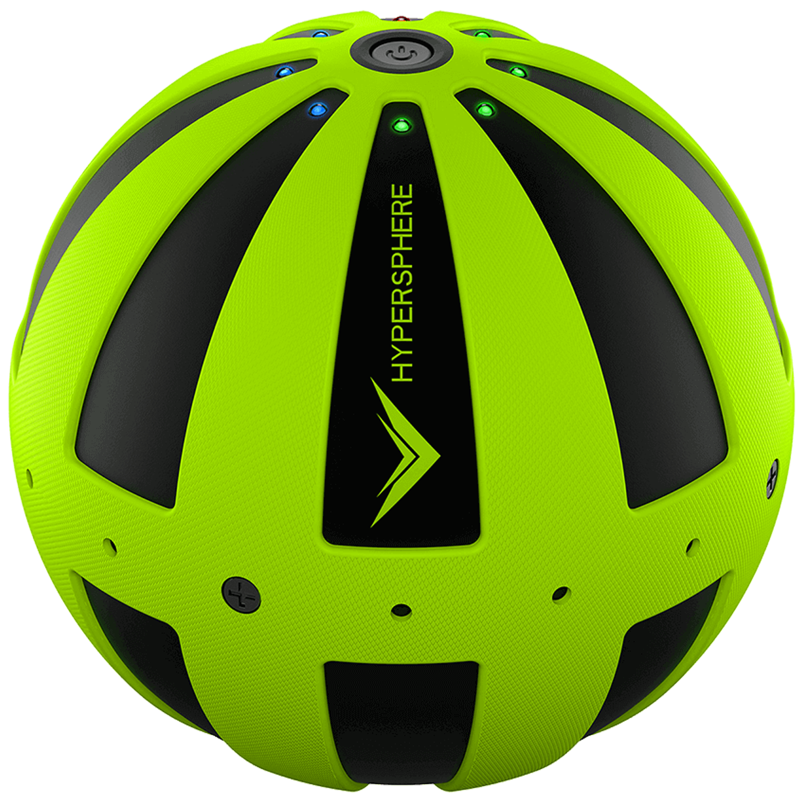 Hyperice Hypersphere Arm, Back, Feet, Shoulder Massager (Vibration Technology, Three Vibration Frequency Levels, 101069, Neon)_1