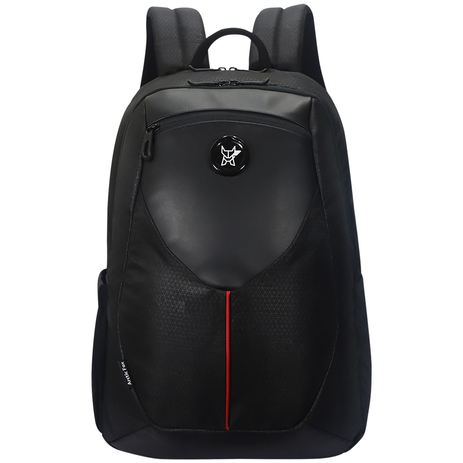 Arctic Fox Shield 30 Litres Polyester Backpack for 15 Inch Laptop (Spacious Padded Compartment, FUNBPKBLKWZ095030, Black)_1