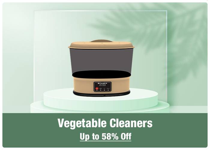 Vegetable Cleaners