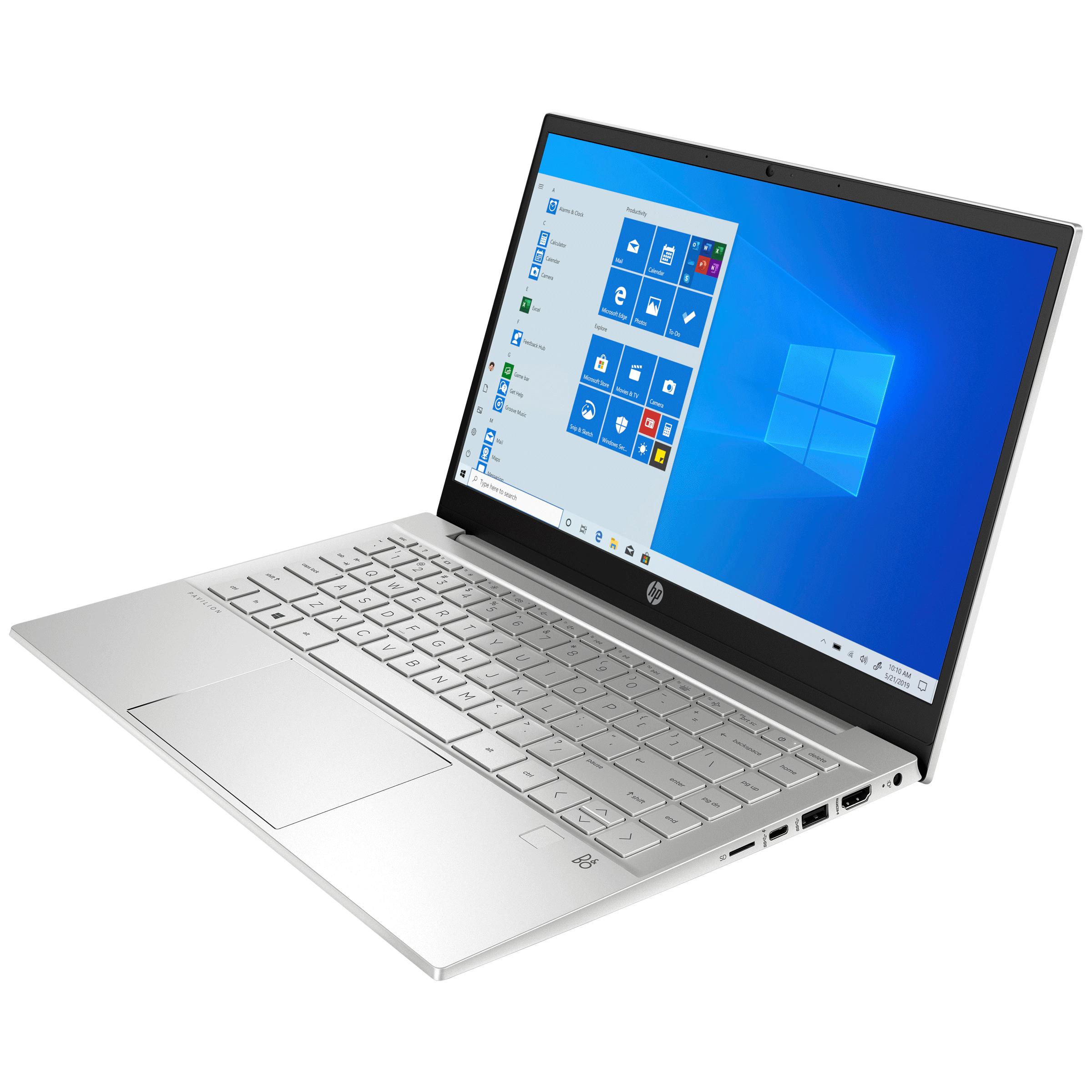 HP Pavilion 14-dv0086TX (397L9PA#ACJ) Core i5 11th Gen Windows 10 Home Laptop (16GB RAM, 512GB SSD, GeForce MX450 + 2GB Graphics, MS Office,... 3