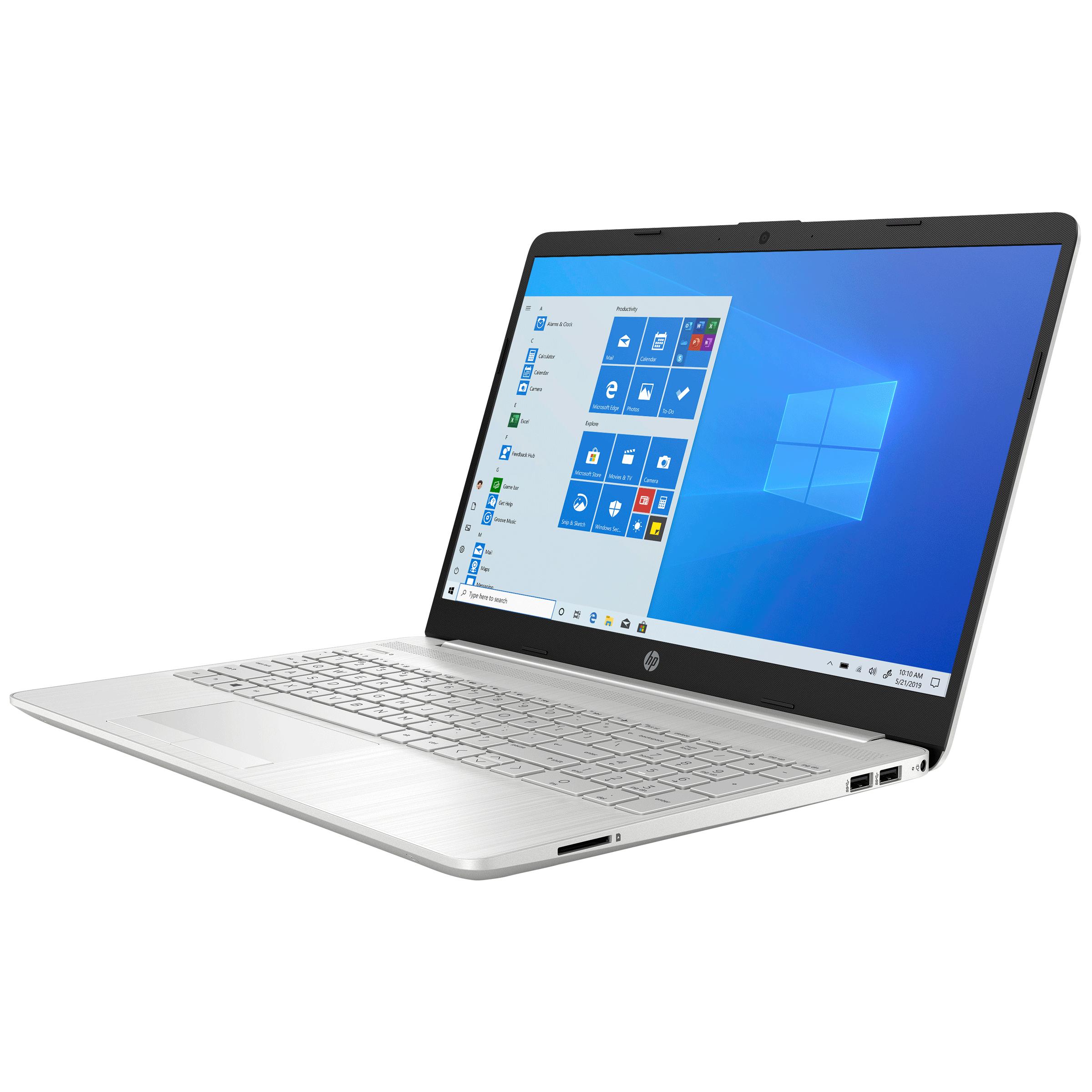 HP 15s-gr0500AU (440L7PA#ACJ) Ryzen 5 Windows 10 Home Laptop (8GB RAM, 512GB SSD, AMD Radeon Vega 8 Graphics, MS Office, 39.62cm, Natural Silver) 3