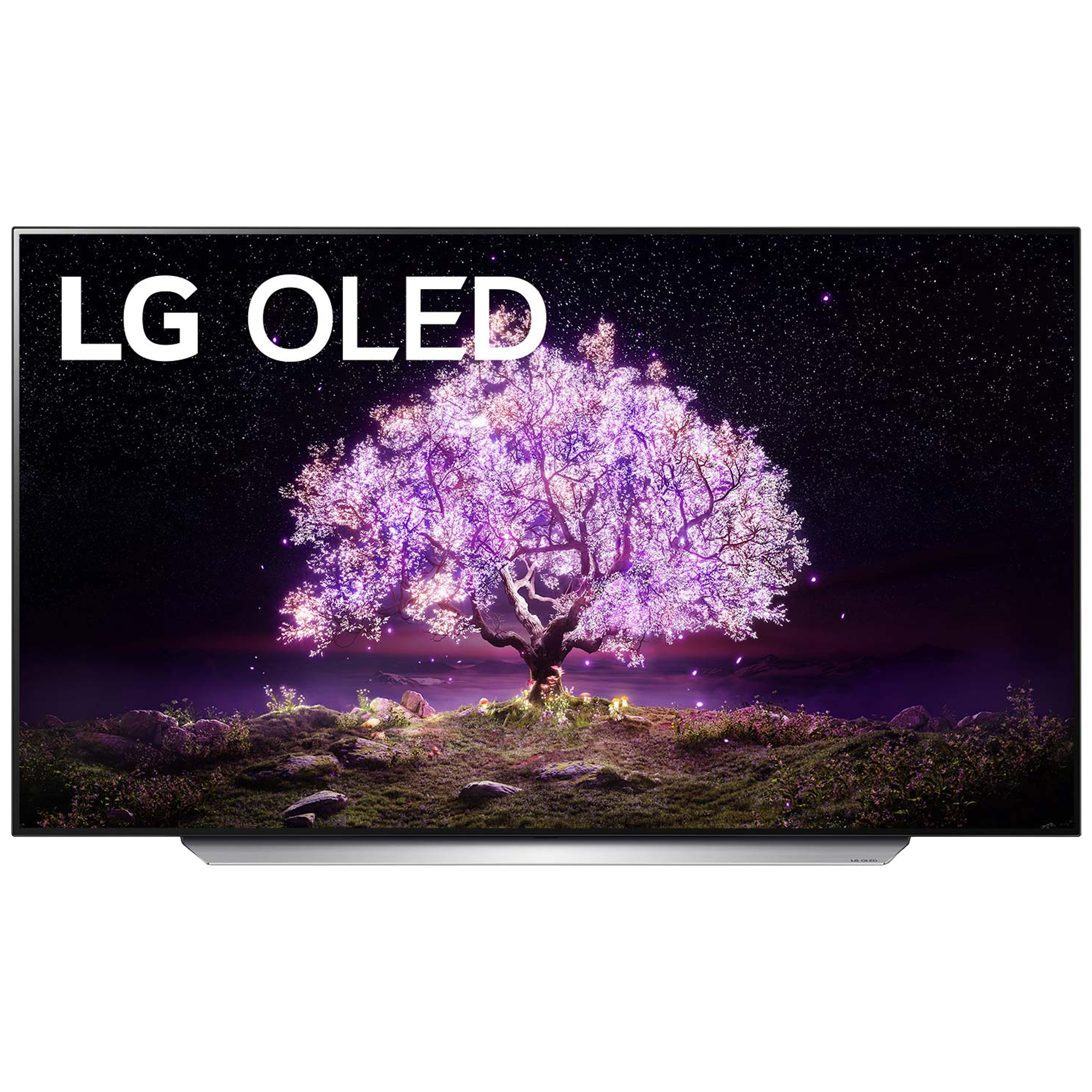 LG C1 139cm (55 Inch) Ultra HD 4K OLED Smart TV (Voice Assistant Supported, OLED55C1XTZ, PCM Black)