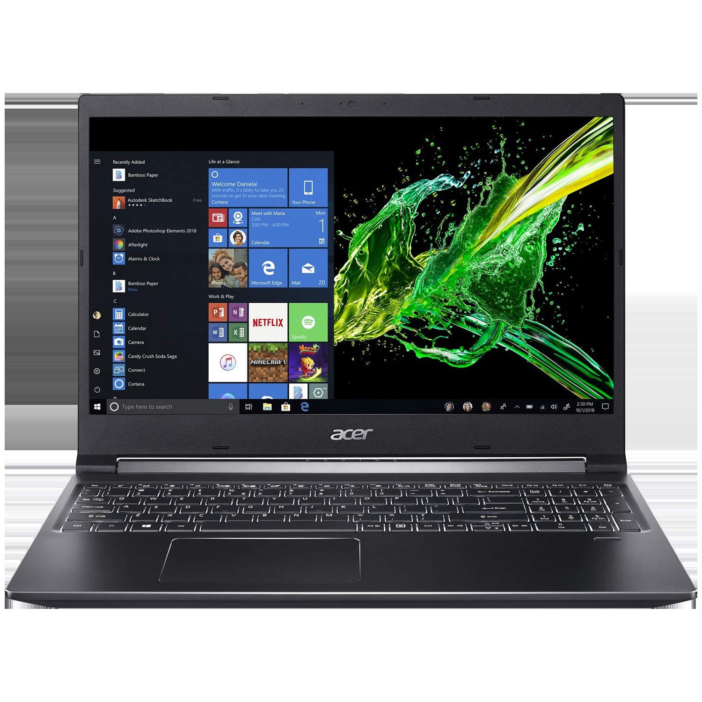 Acer Aspire 7 (NH.QAYSI.001) Ryzen 5 Windows 10 Home Gaming Laptop (8GB RAM, 512GB SSD, NVIDIA GeForce GTX 1650 + 4GB Graphics, 39.62cm, Charcoal Black)_1