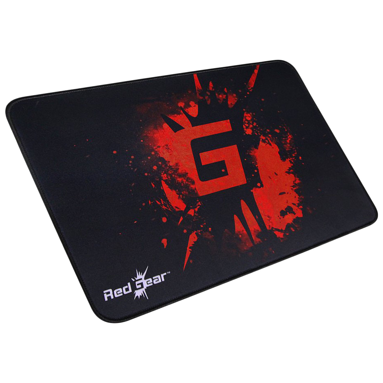 Redgear Gaming Mouse Pad (Sensor Responsive Coating, MP35, Black)_1