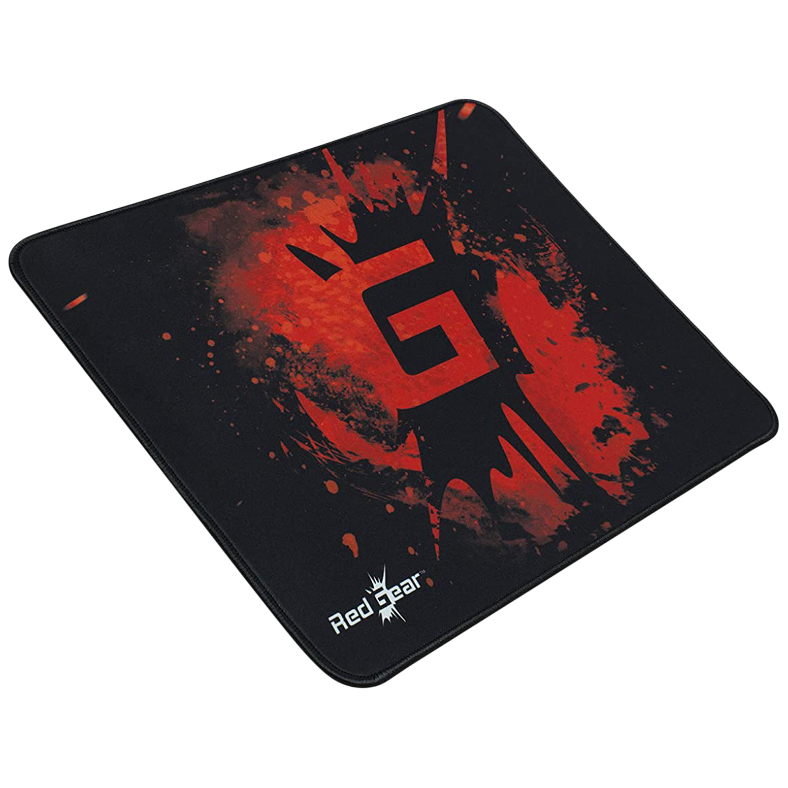 Redgear MP44 Gaming Mousepad(Smooth And Fast, 8904130845659, Black)_1