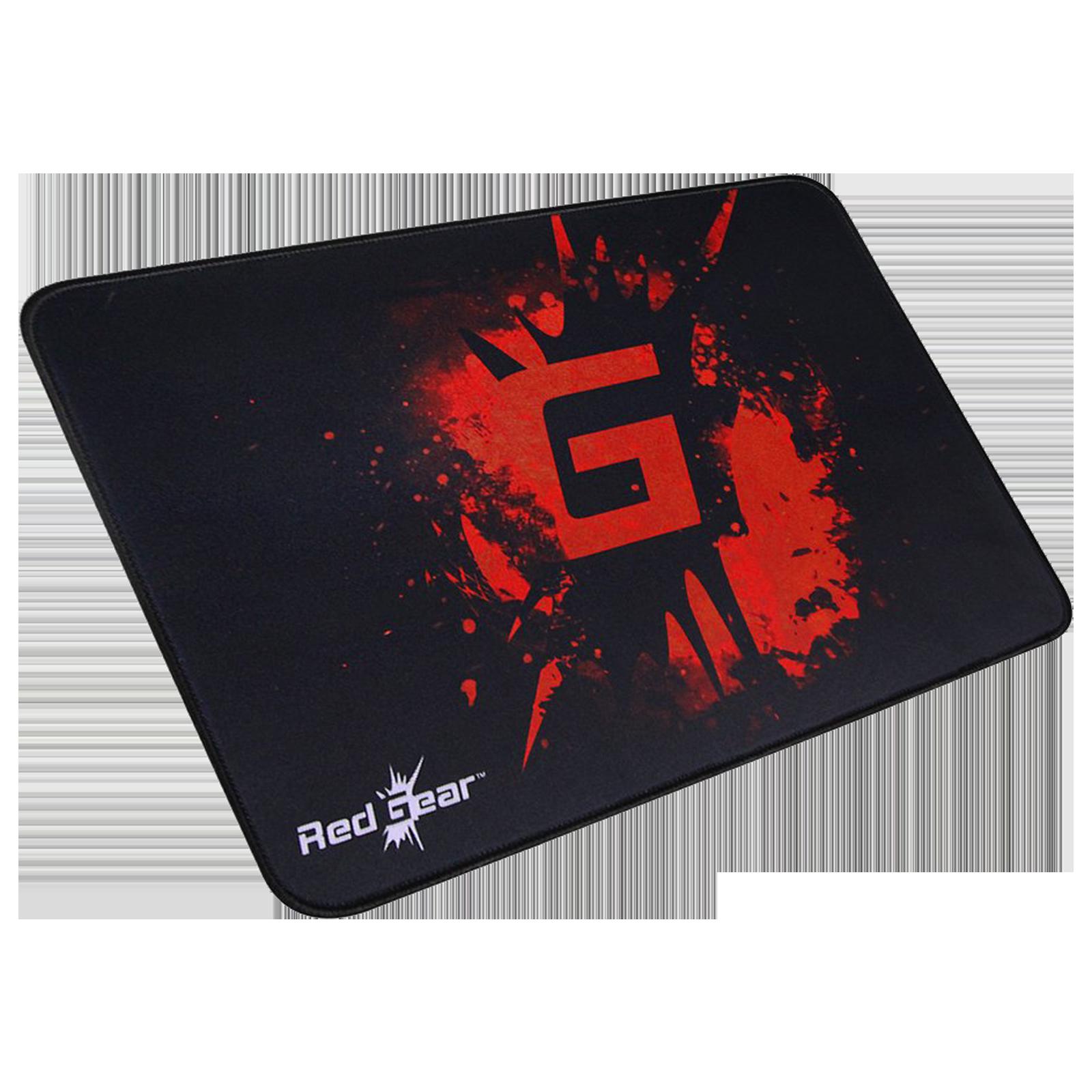 Redgear MP35 Gaming Mouse Pad (Soft Non-Slip Base, 8904130838132, Black)_1