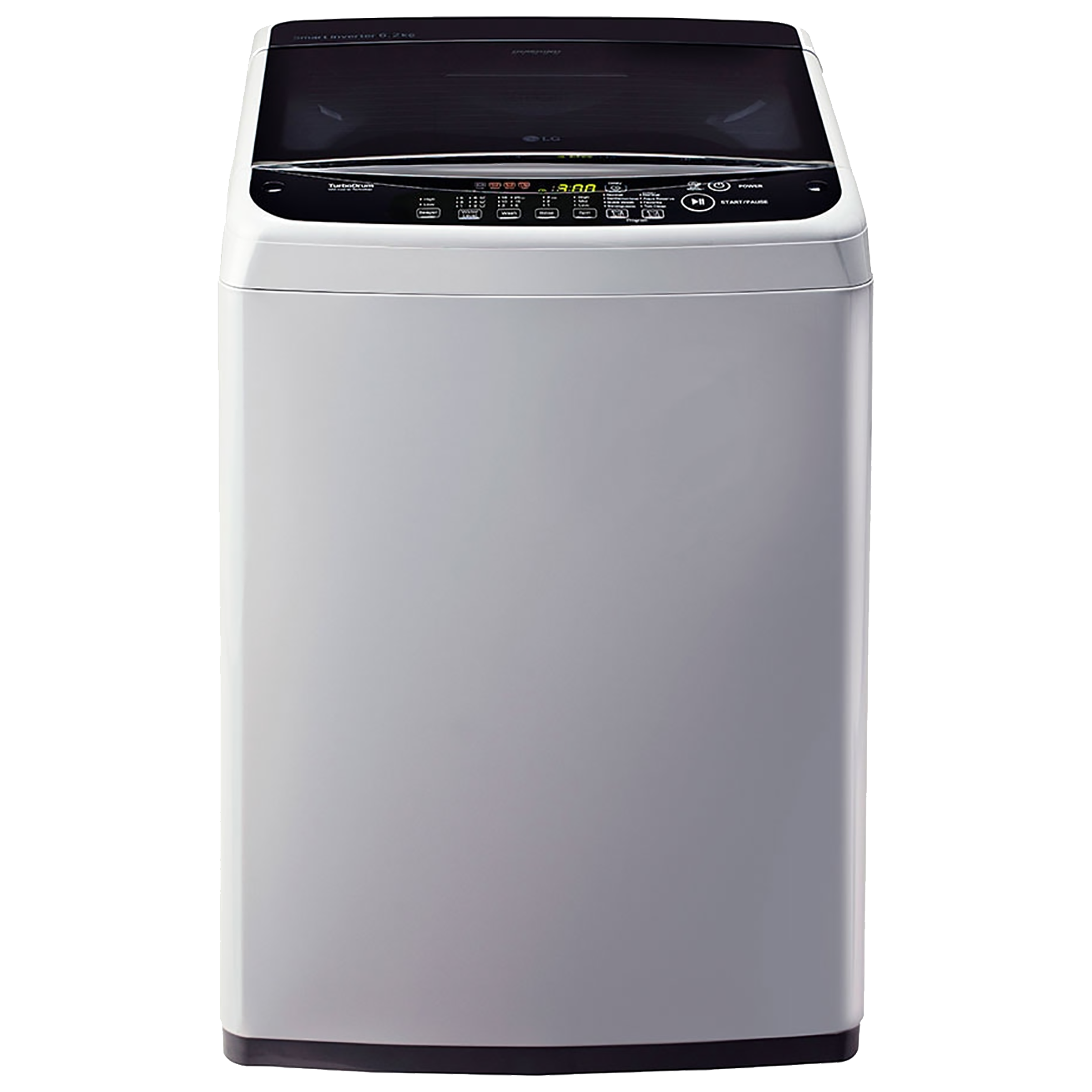 LG 6.2 Kg 5 Star Fully Automatic Top Loading Washing Machine (T7288NDDLG, Silver)_1