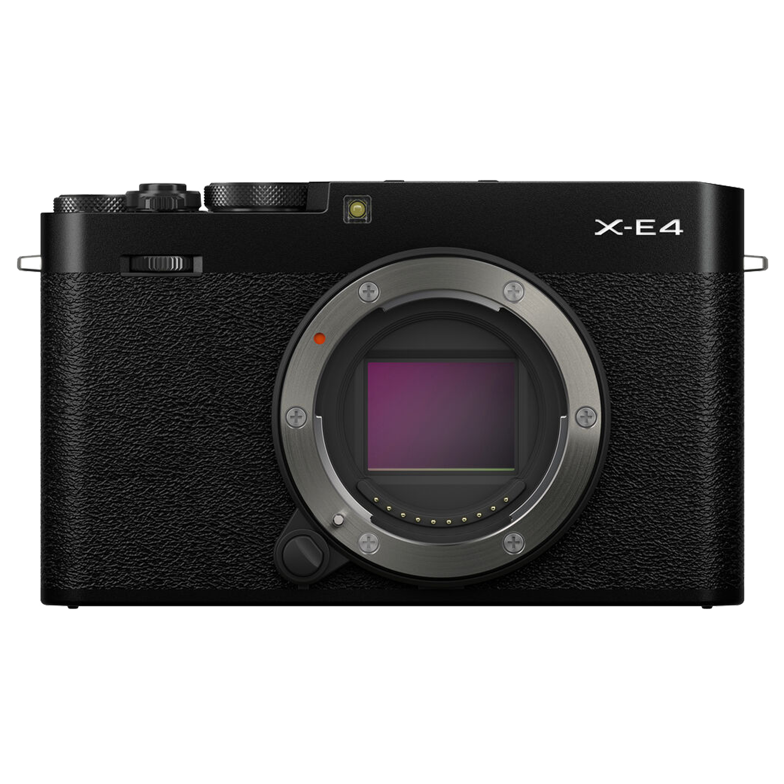 Fujifilm X-E4 26.1MP Mirrorless Camera (Electronic OLED Color Viewfinder, Black)_1