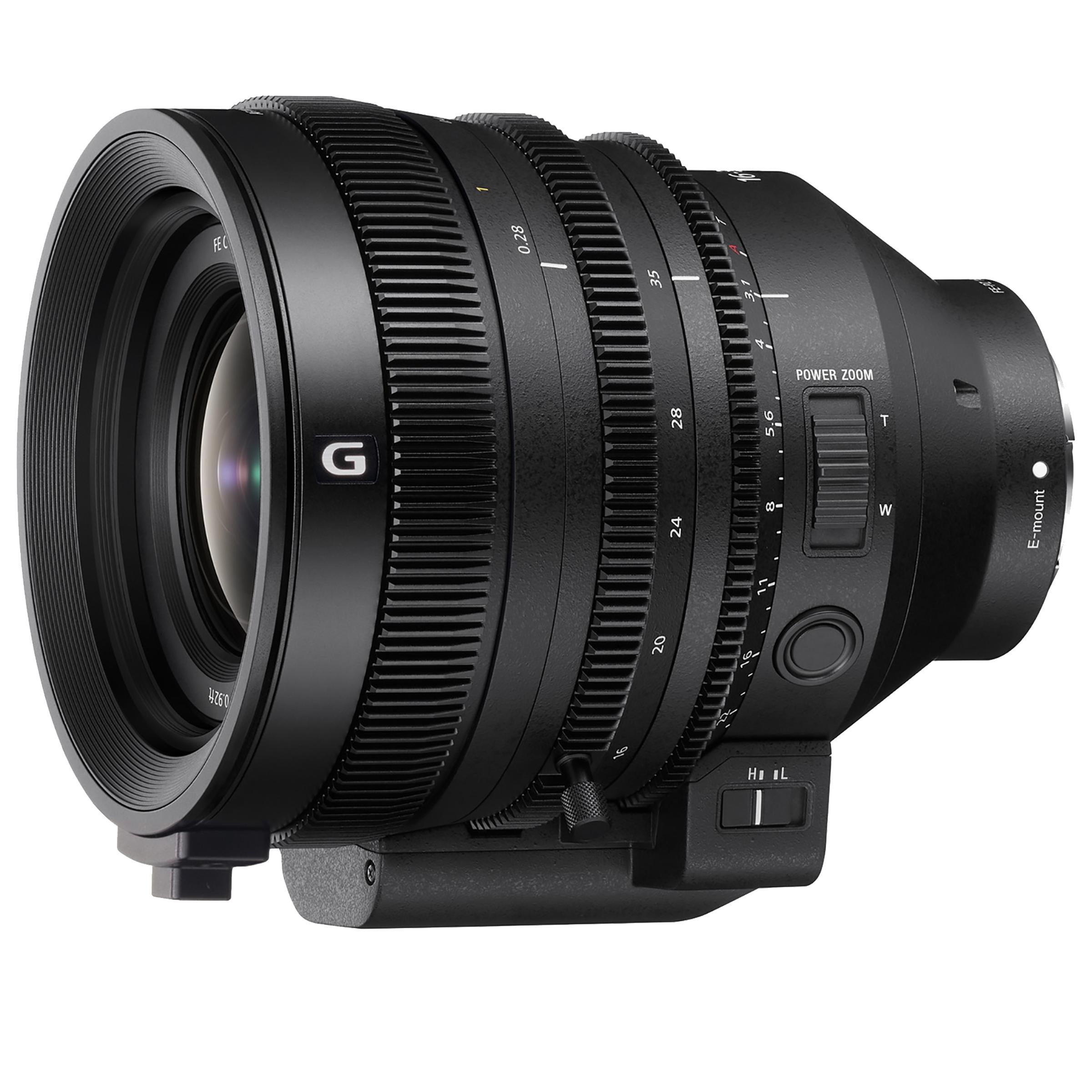 Sony SELC1635G 16-35 mm f/2.8 Telephoto Lens (Responsive Manual Control, 94643380, Black)_1