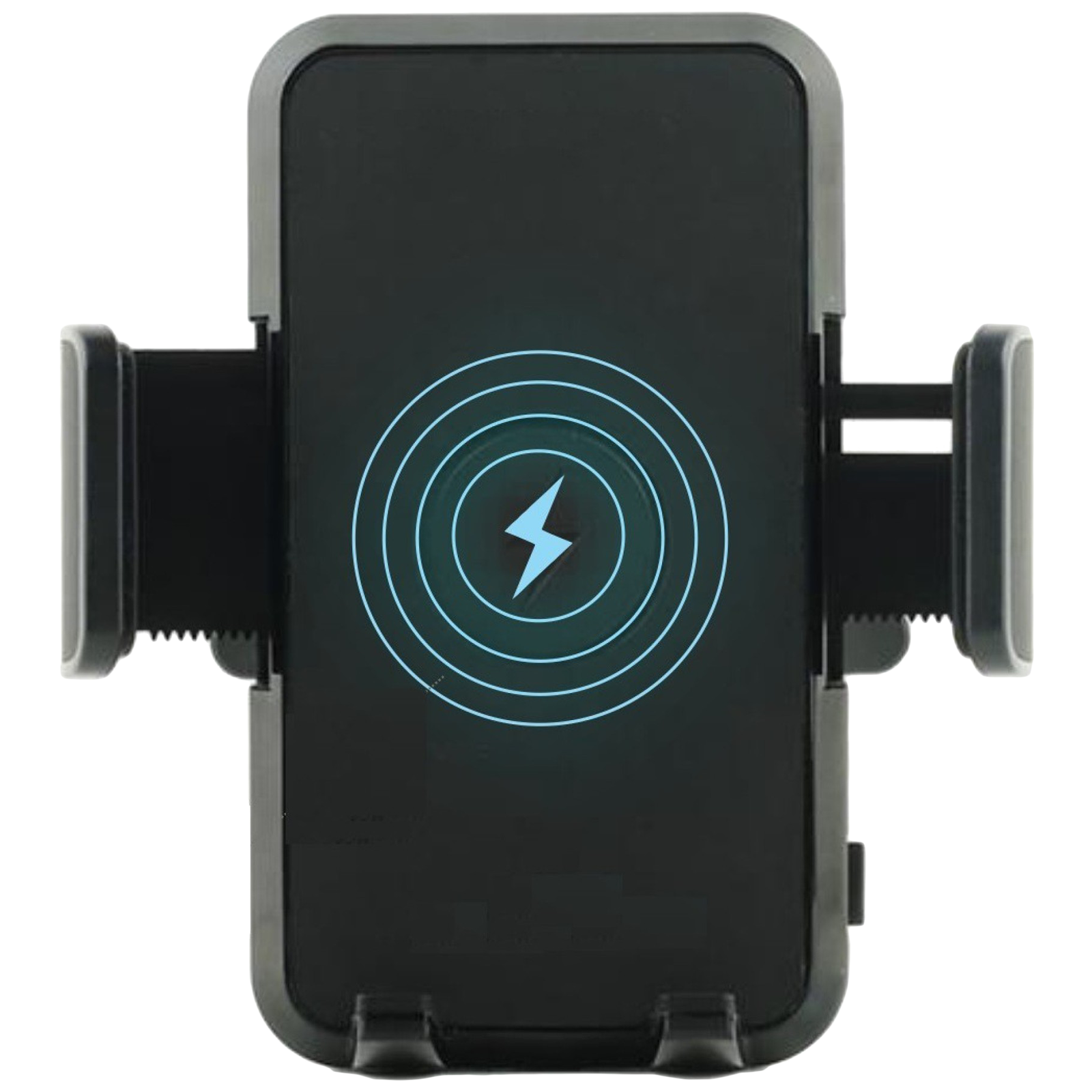 Pebble Grip 10 Watts/2 Amps Wireless Charger + Mount (Fast Charging, PWLC1, Midnight Black)_1