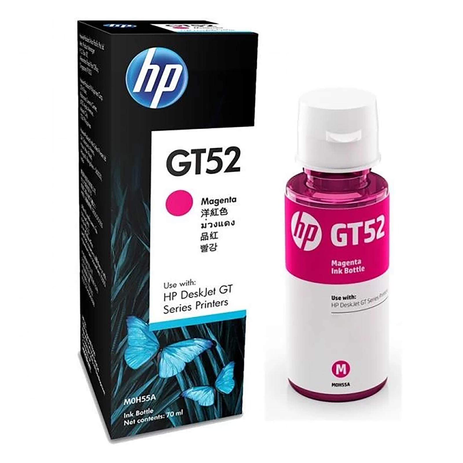HP GT52 Original Ink Bottle (M0H55AA, Magenta)_1