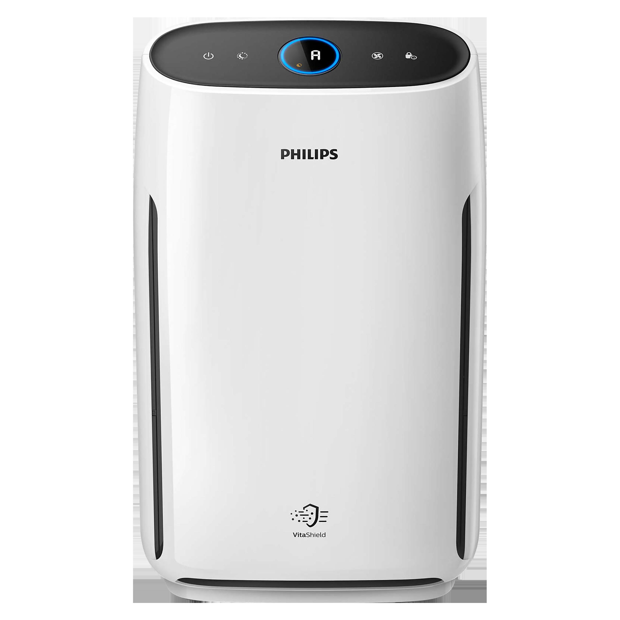 Philips Series 1000 VitaShield Technology Air Purifier (Auto Purification Mode, AC1217/20, White)_1