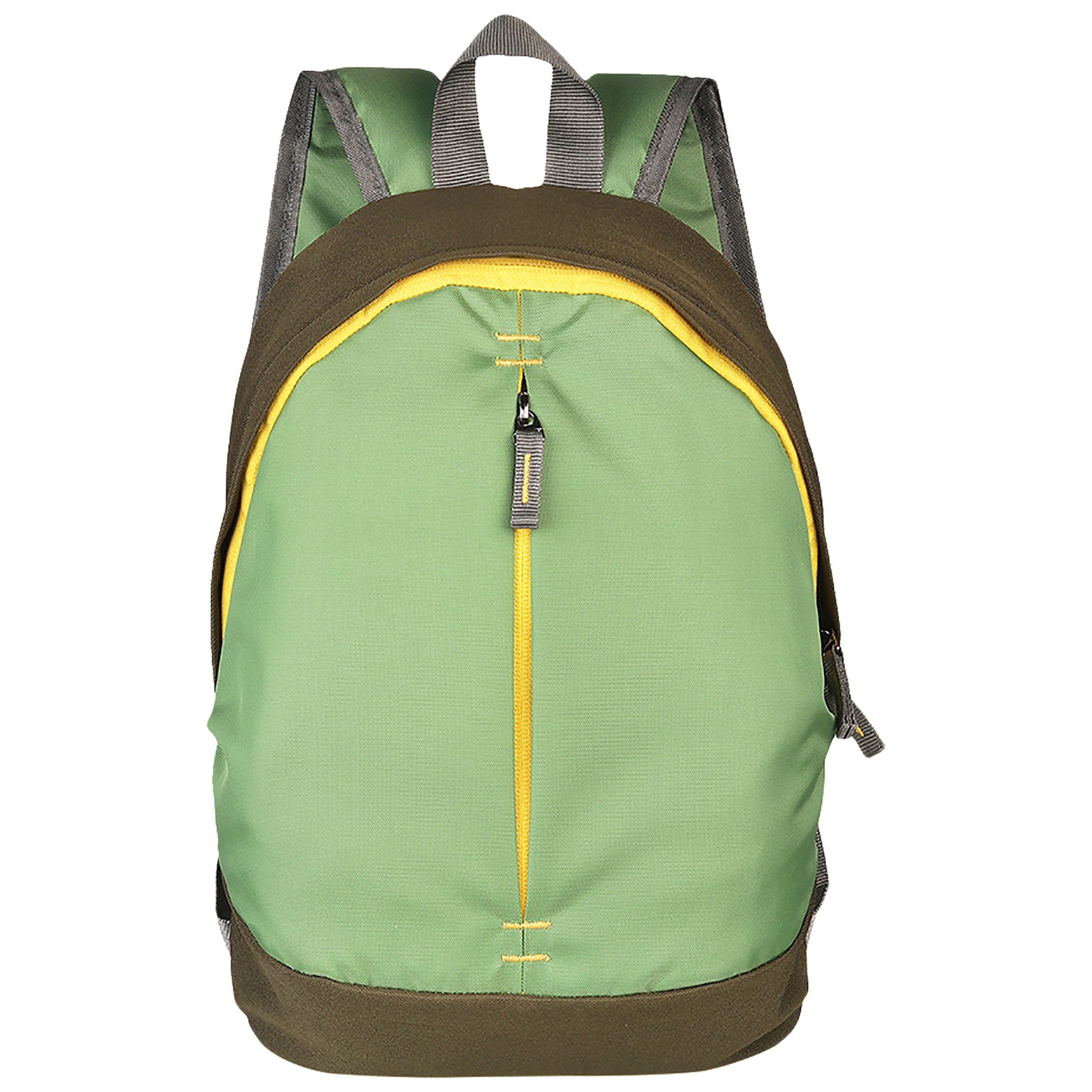 Kooltopp Utility 9 Litres Polyester Backpack for 15.6 Inch Laptop (Water Resistant, KT437-09, Green)_1