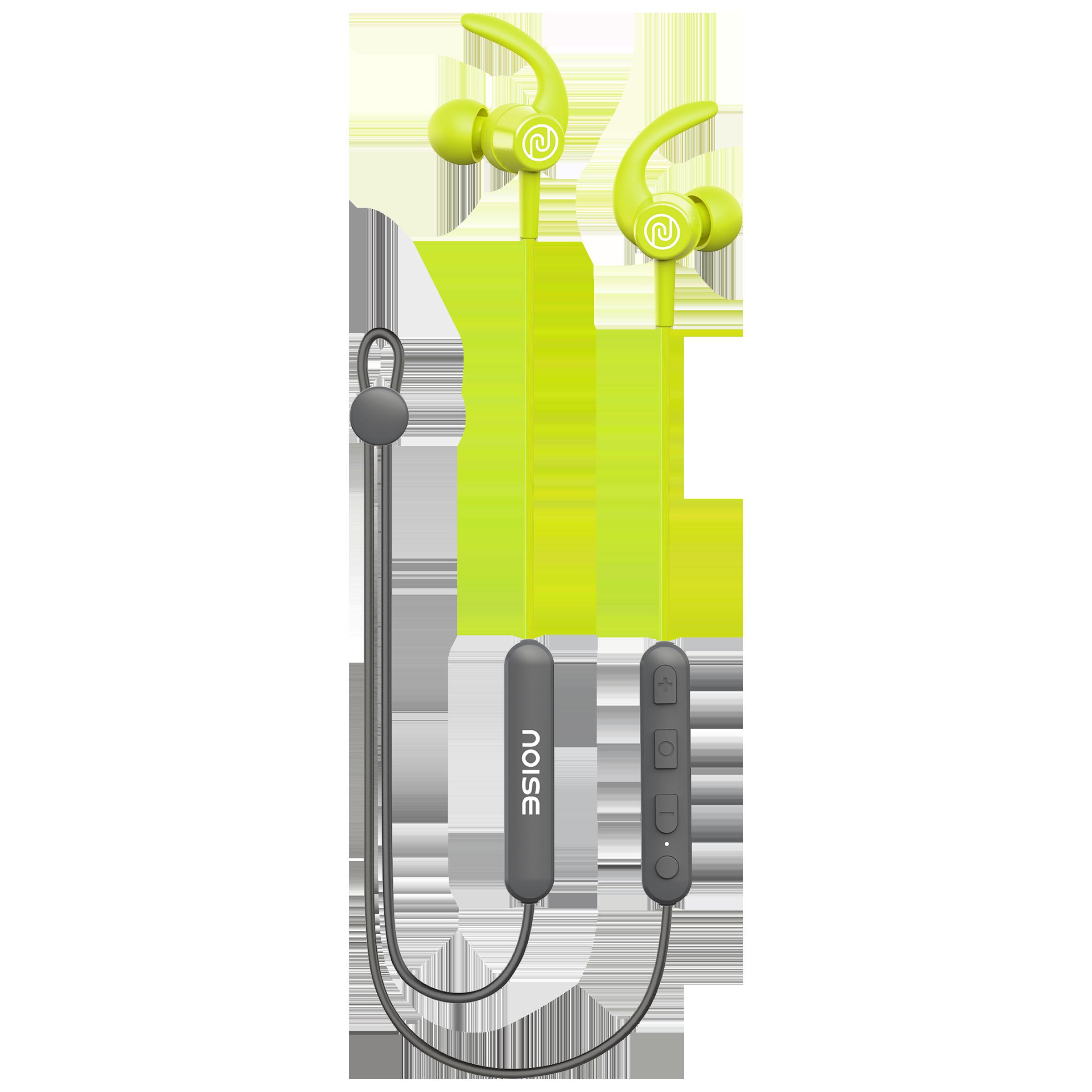 Noise Tune Sport 2 In-Ear Wireless Earphone with Mic (Bluetooth 5.0, IPX4 Sweat Resistance, Green)_1