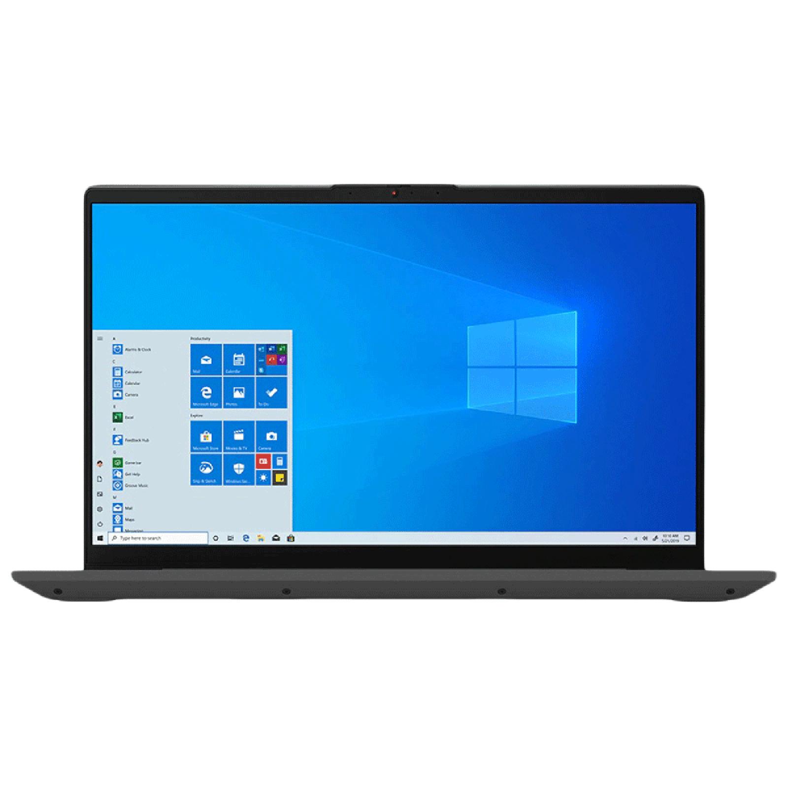 Lenovo IdeaPad 5 15ITL05 (82FG010AIN) Corei5 11th Gen Windows 10 Home Thin and Light Laptop (8GB RAM, 1TB HDD, 256GB SSD, NVIDIA GeForce MX450 + 2GB Graphics, MS Office, 39.62cm, Graphite Grey)_1