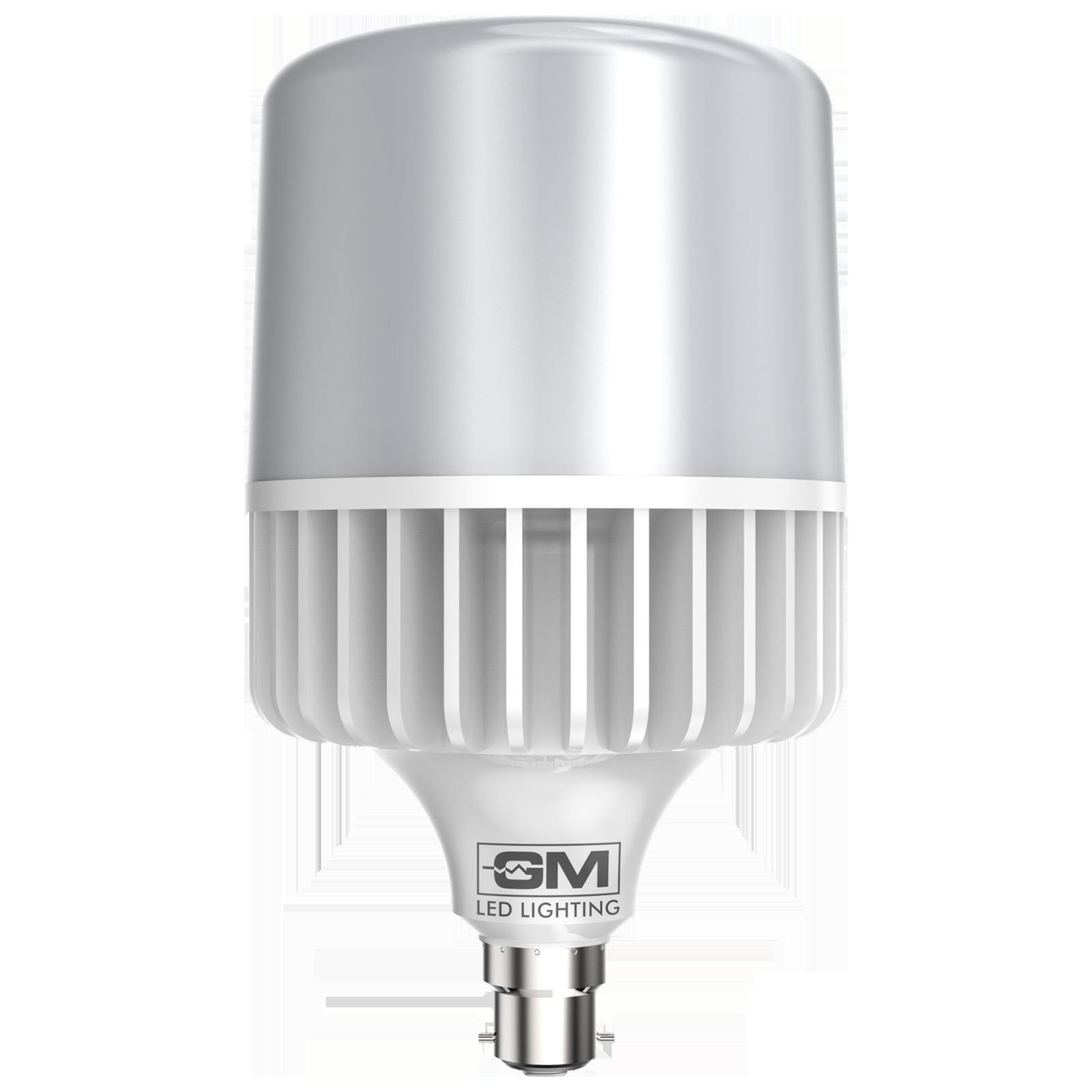 GM GLO 40 Watts Electric Powered LED Bulb (4000 Lumens, GBT-40-6.5K, White)_1