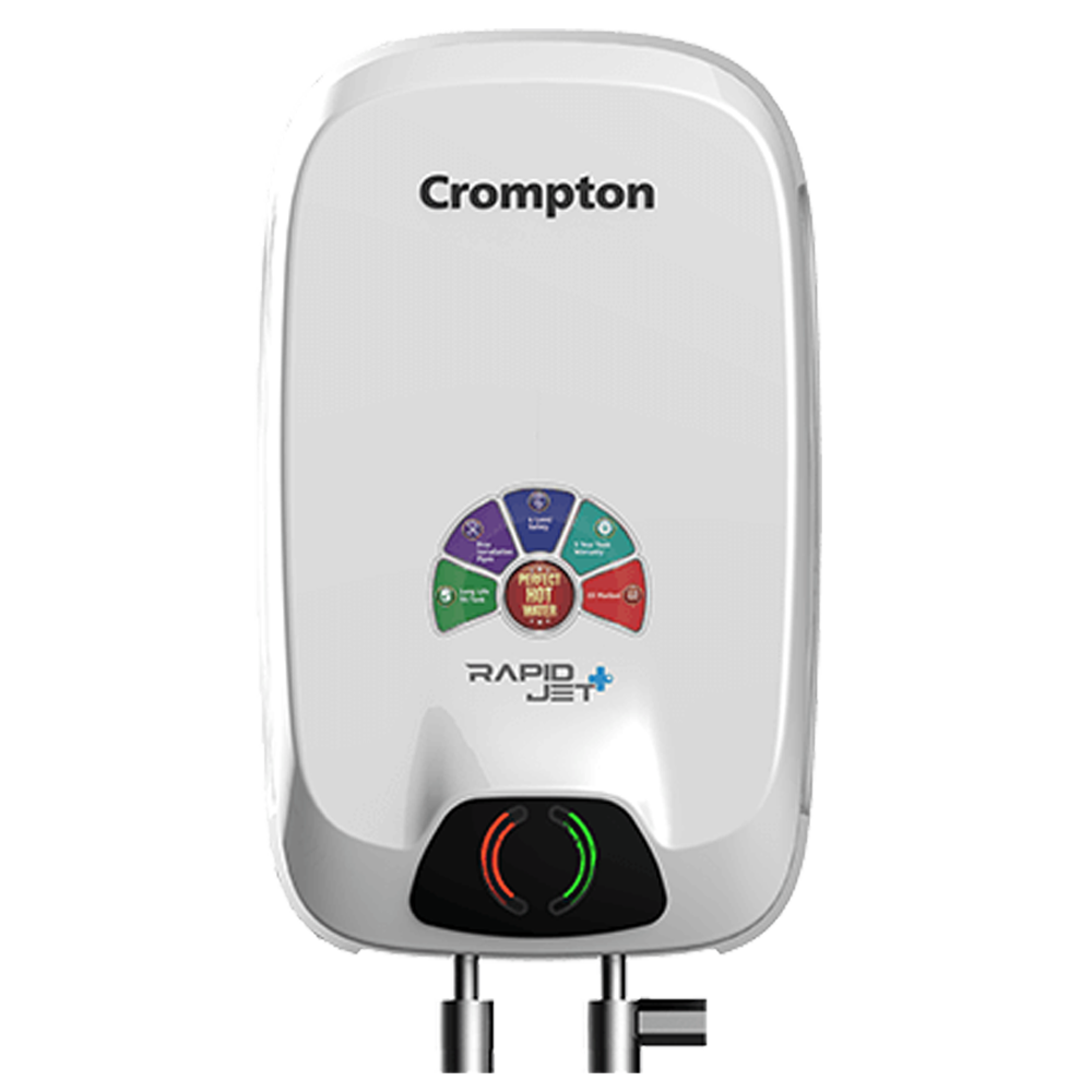 Crompton Rapidjet Plus 3 Litres 5 Star Instant Water Geyser (3000 Watts, AIWH-3LRPJPL3KW5Y, White)_1