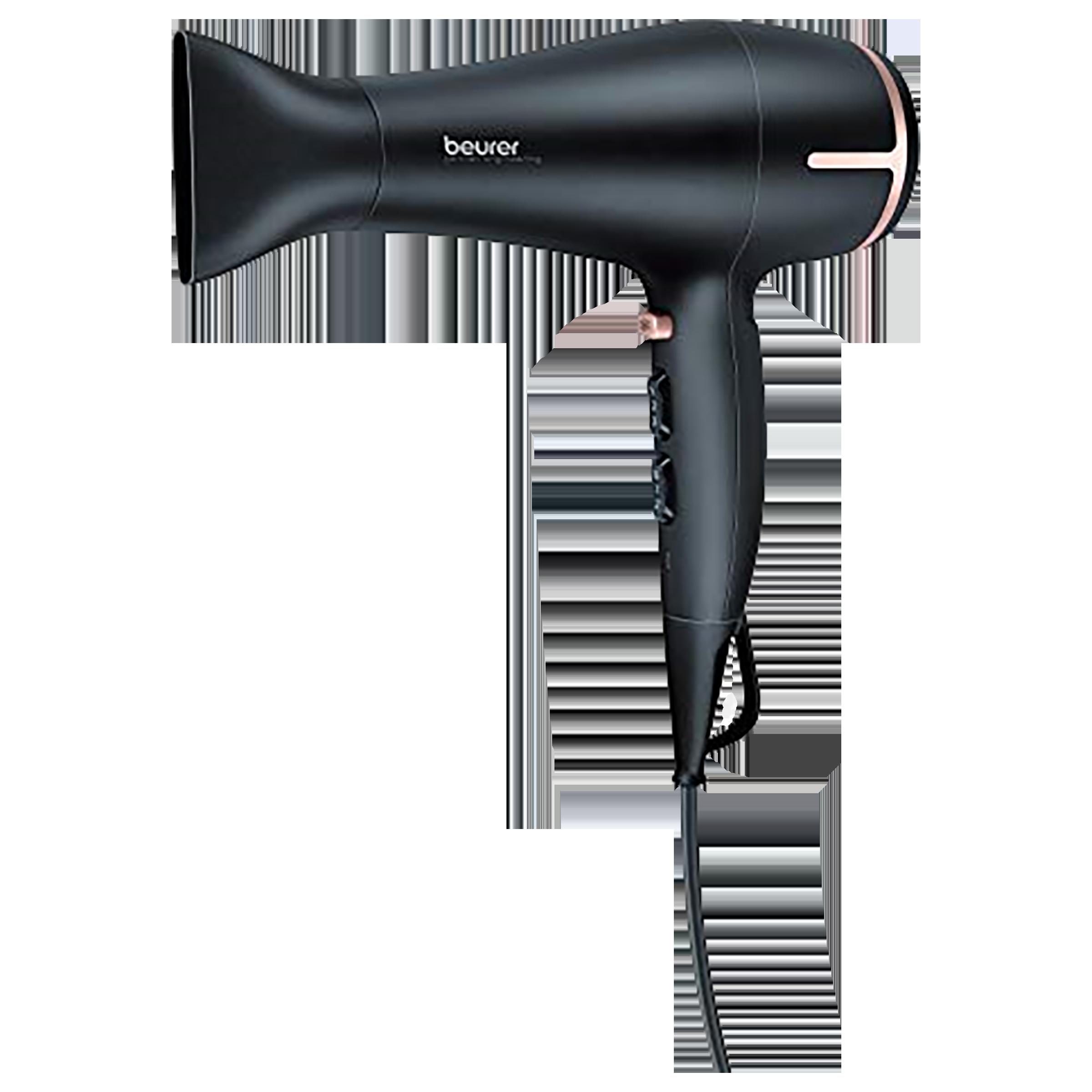 Beurer HC 60 3 Setting Hair Dry (Touch Sensor, Black)_1