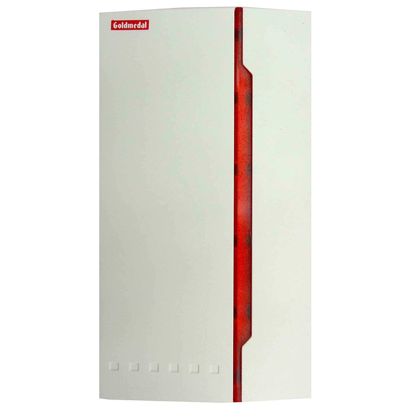 Goldmedal Belaton Door Bell (Stereophonic, 203051, White/Red)_1