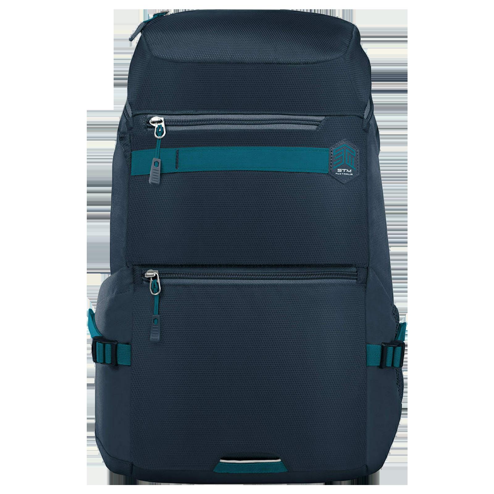 STM Drifter 18 Litres Polyester Backpack for 15 Inch Laptop (3D Foam Mesh Back Panel, STM-111-192P-02, Dark Navy)_1