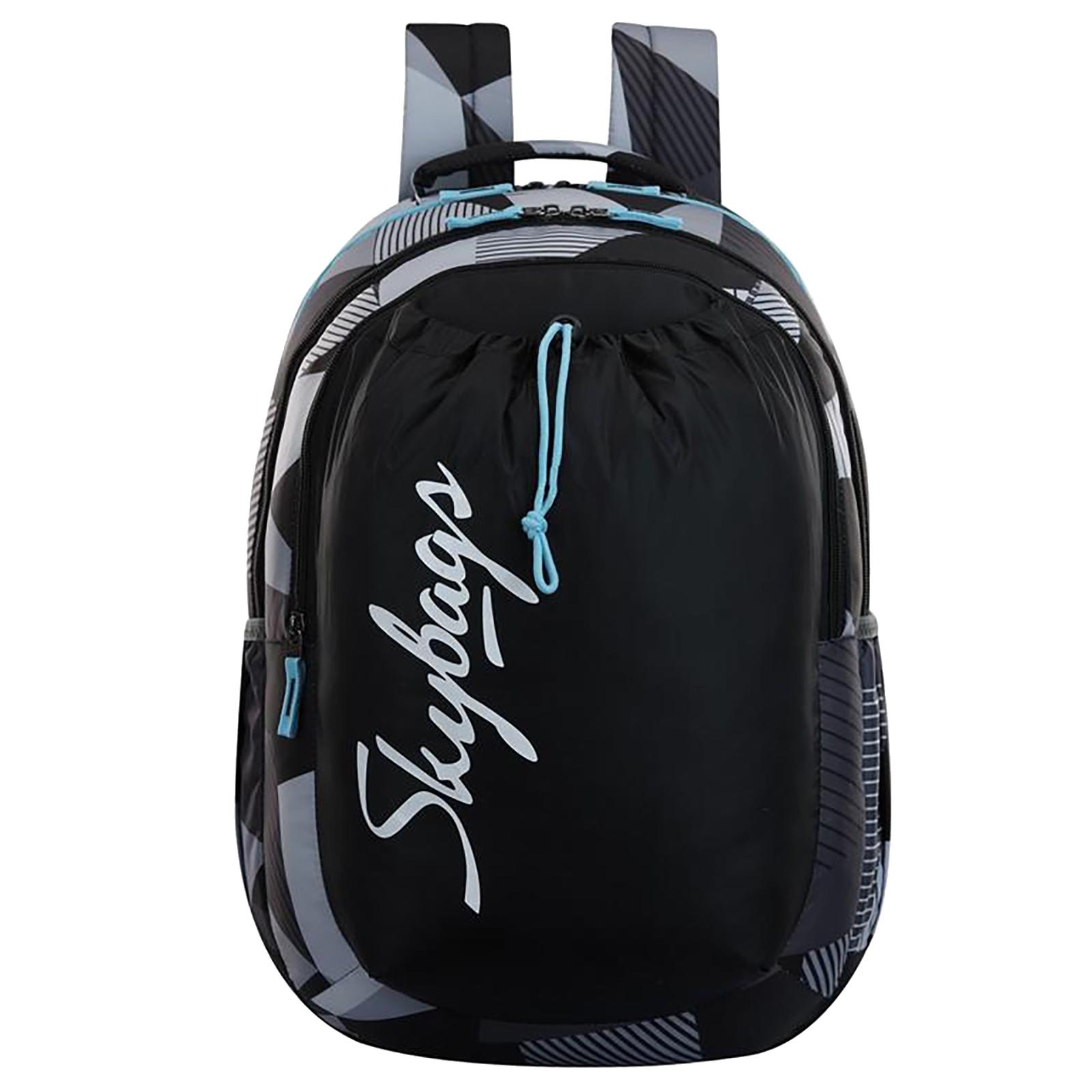 Sky Bags Astro Nxt 10 34 Litres Mini Gucci Backpack (Rain Cover, BPASN10BLK, Black)_1