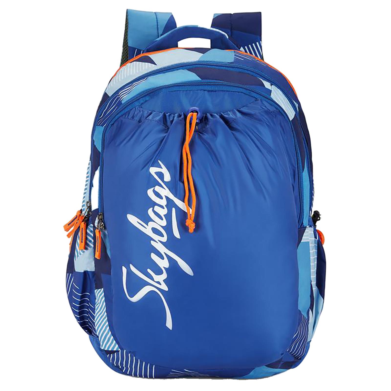 Sky Bags Astro Nxt 10 34 Litres Mini Gucci Backpack (Rain Cover, BPASN10BLU, Blue)_1