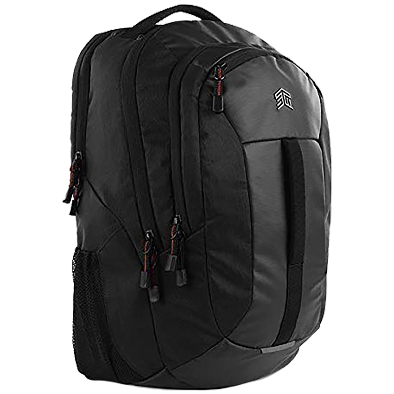 STM Coast Litres Backpack for 15.6 Inch Laptop (Protective Suspended Tech Cell, STM-111-227P-01, Black)_1