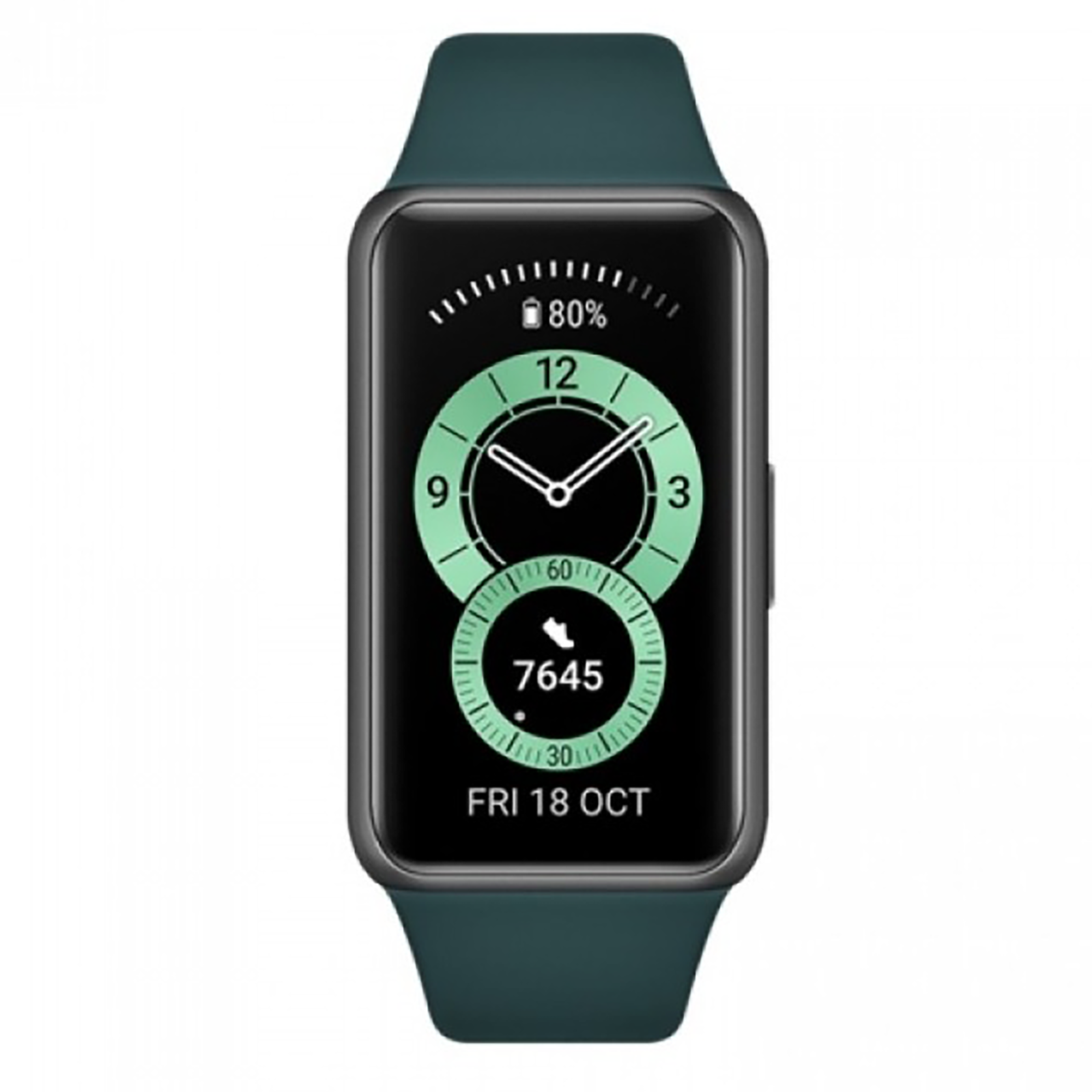 Huawei Band 6 Smart Band (37.3 mm) (Heart Rate Monitoring, 55026648, Forest Green)_1