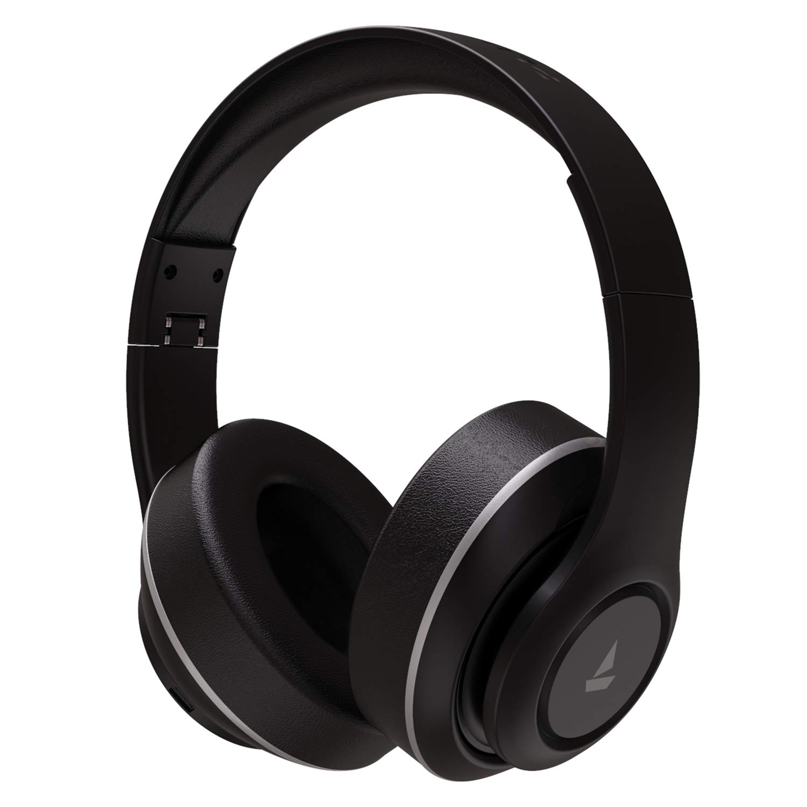 boAt Over-Ear Wireless Headphone with Mic(Bluetooth 5.0, Rockerz 560, Active Black)_1