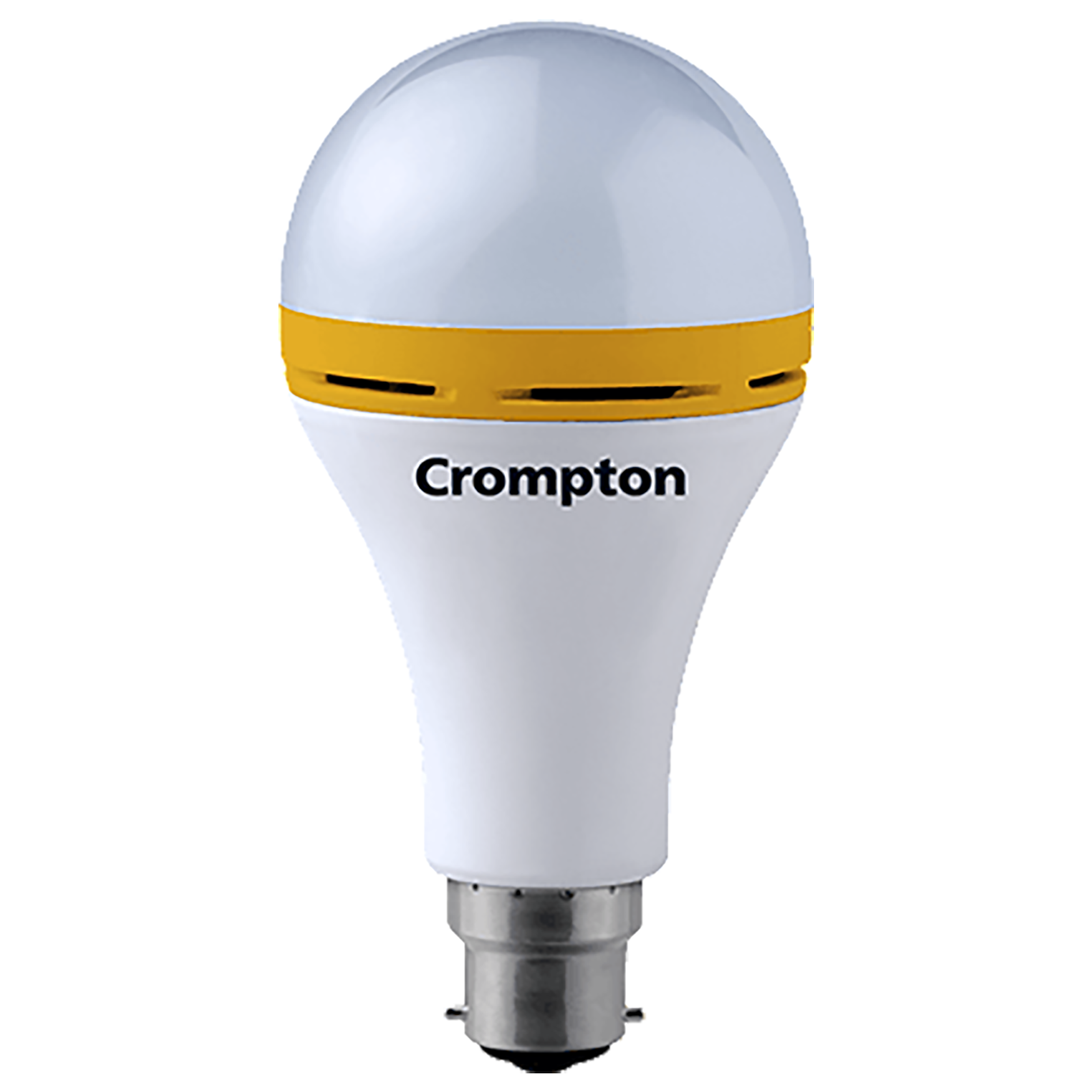 Crompton Back-up 9 Watts Electric Powered  (810 Lumens, LED9WDFINV4CDL, White)_1