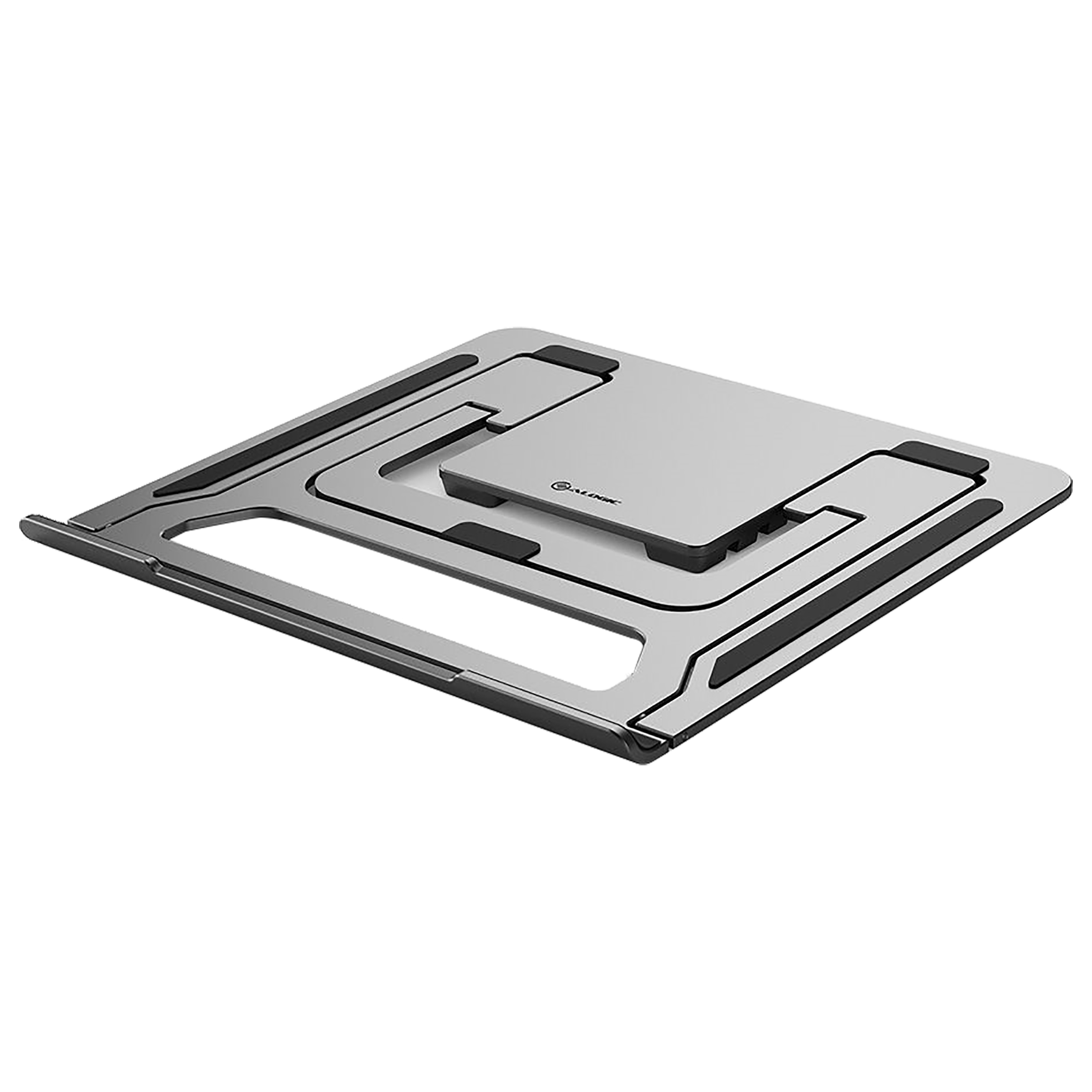 Alogic Metro Portable Laptop Stand (Universal Compatibility, AAL6APNS-SGR, Space Grey)_1