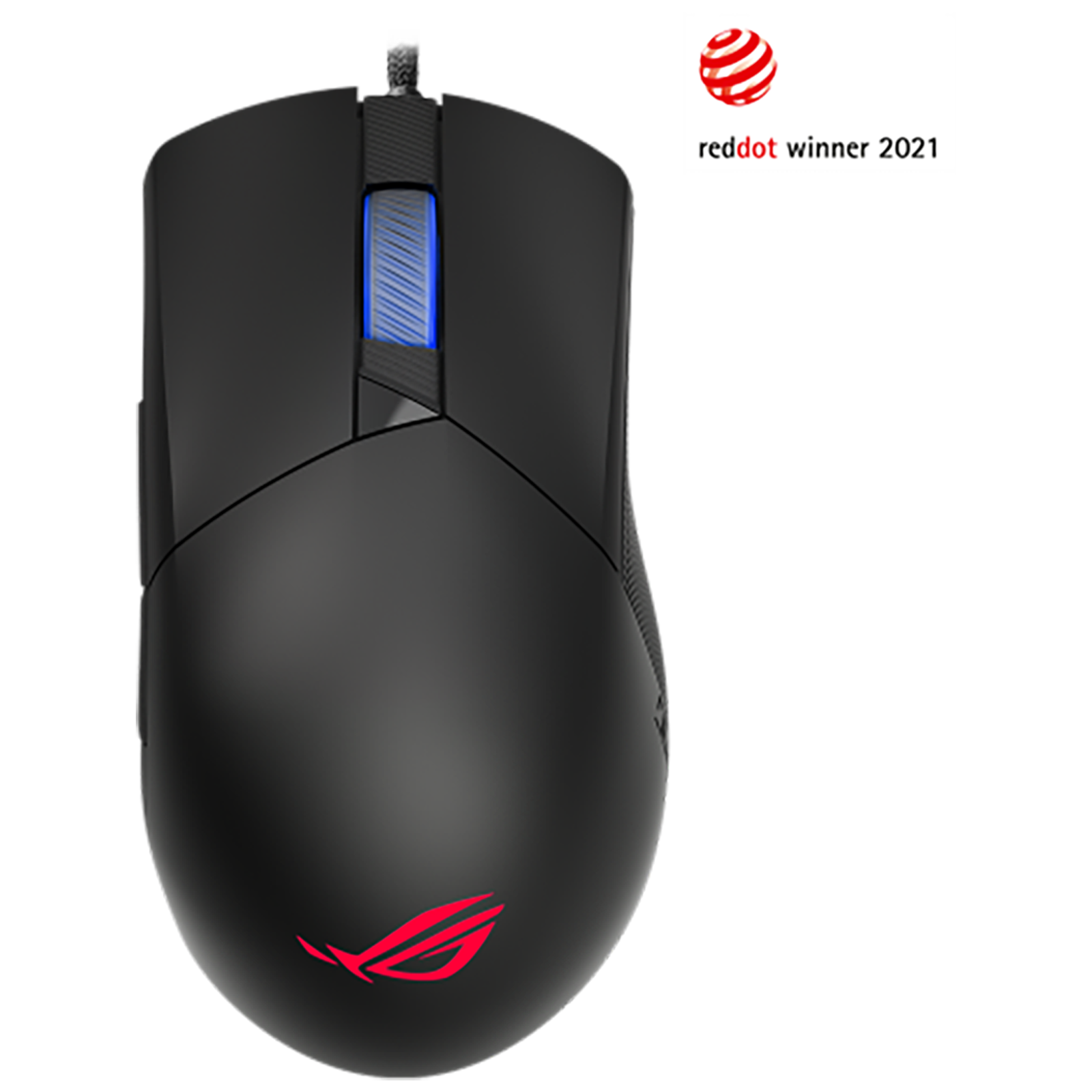Asus ROG Gladius III Wired Optical Gaming Mouse (DPI On-The-Scroll, Black)_1