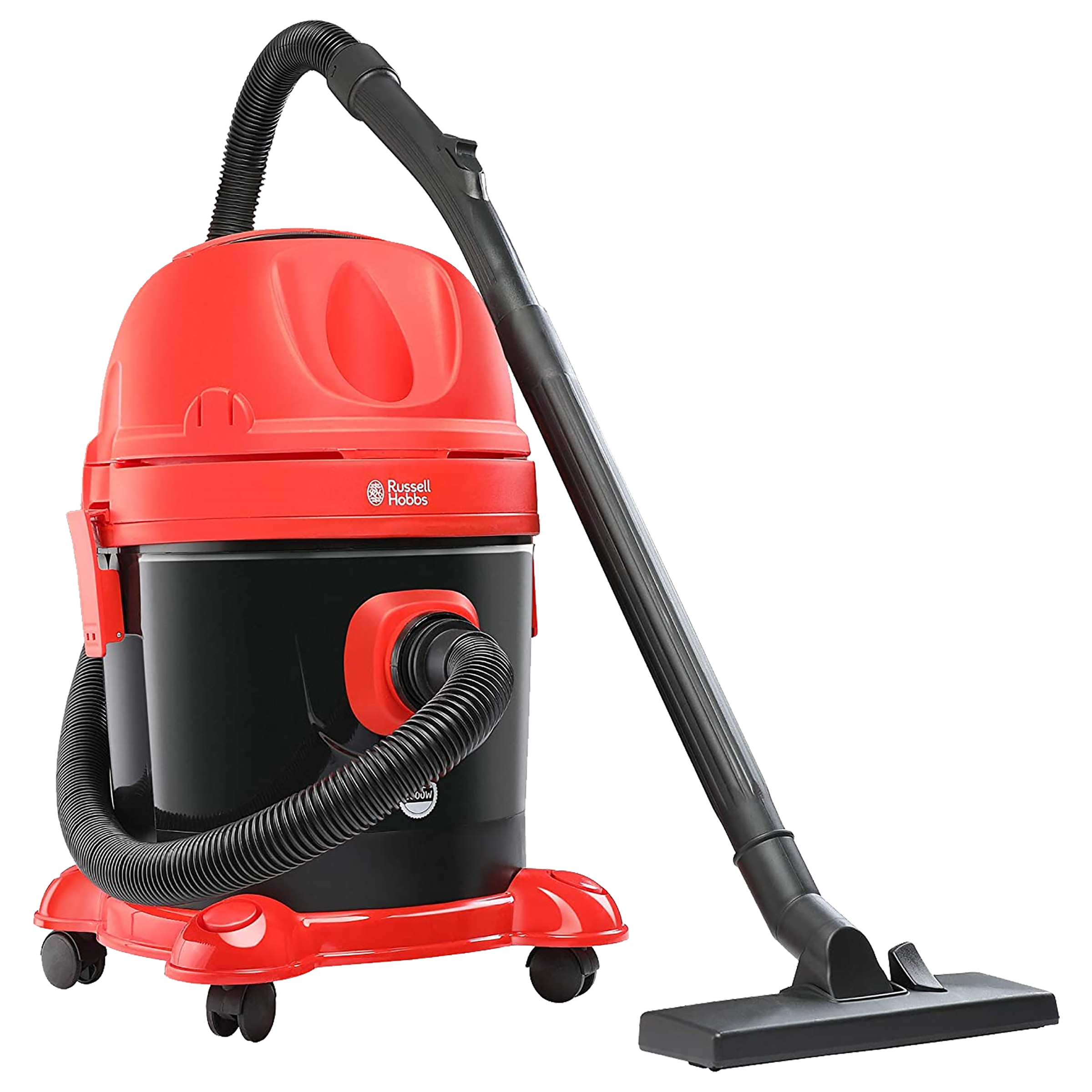 Russell Hobbs 2000 Watts Wet & Dry Vacuum Cleaner (20 Liter, RVAC2000WD, Red/Black)_1