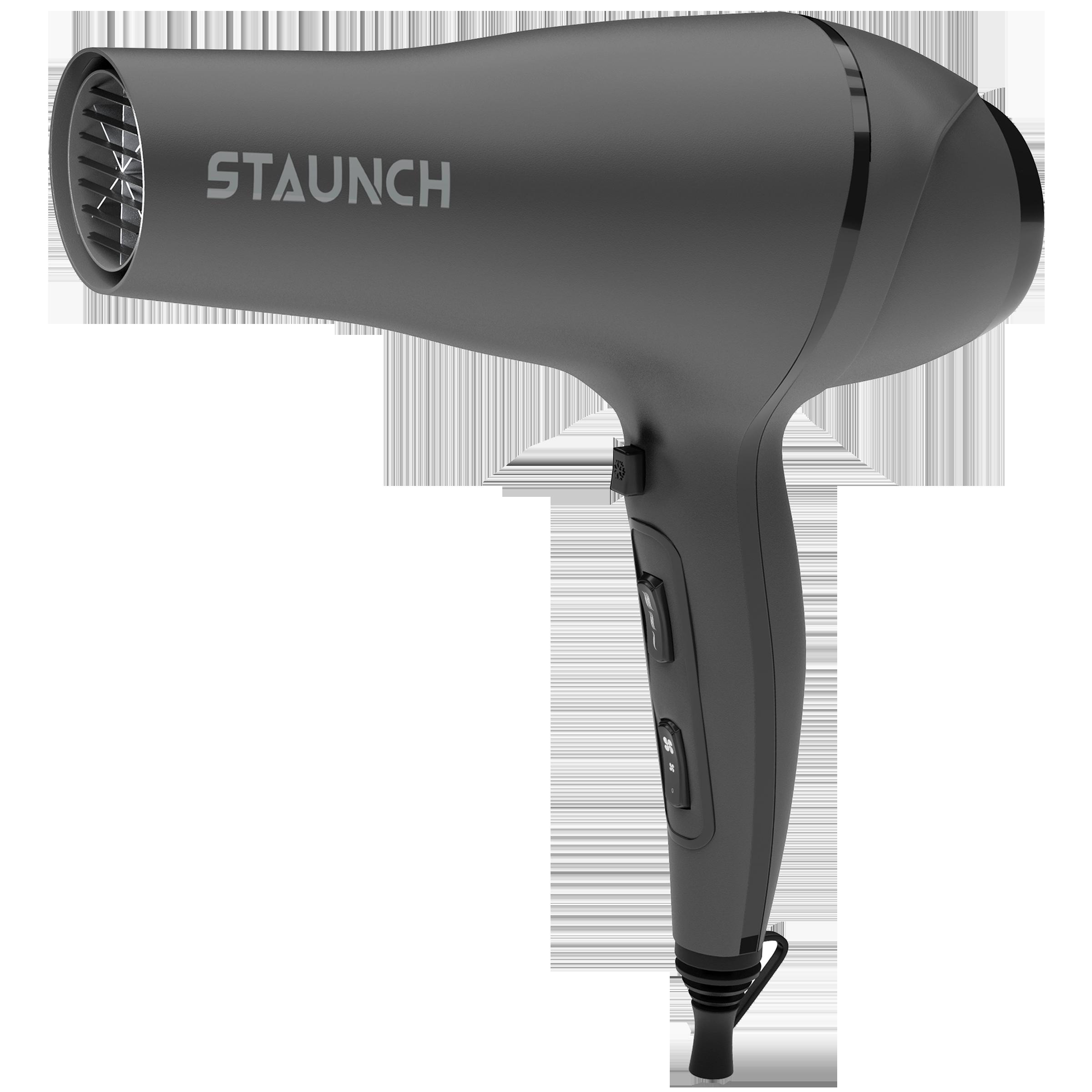 Staunch 3 Setting Hair Dryer (Heat Balanced Technology, SHD3012, Black)_1