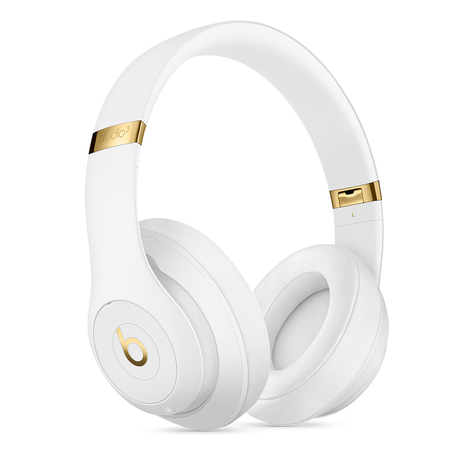 Beats Studio 3 Over-Ear Wireless Headphone with Mic (Bluetooth, MX3Y2ZM/A, White)_1