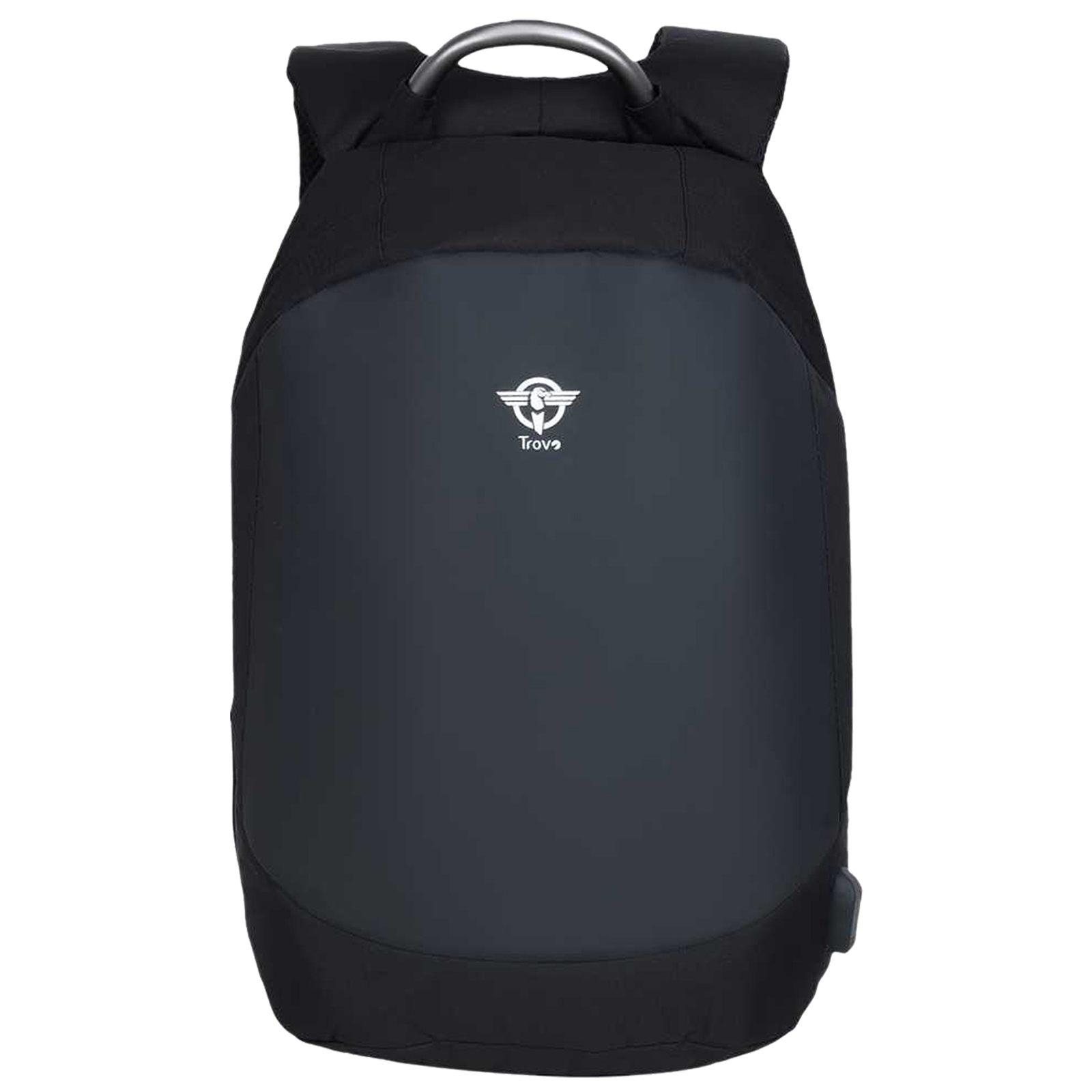 Trovo Champ 40 Litres Polyester Backpack for 15.6 Inch Laptop (Shock Proof, TLB-83-BLACK, Black)_1