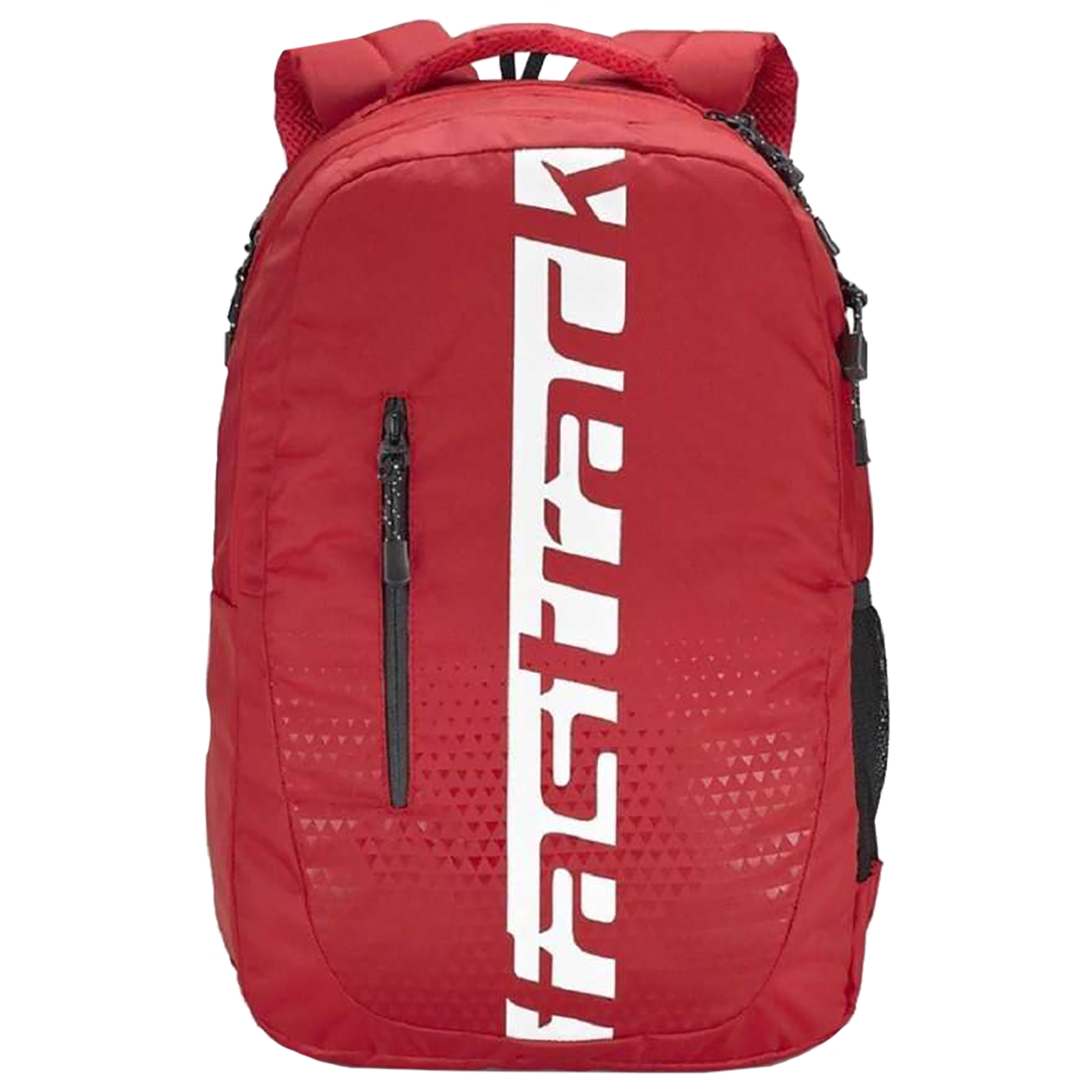 Fastrack Flash 32.3 Litres Polyester Backpack (Back Padding, A0735NRD01, Red)_1